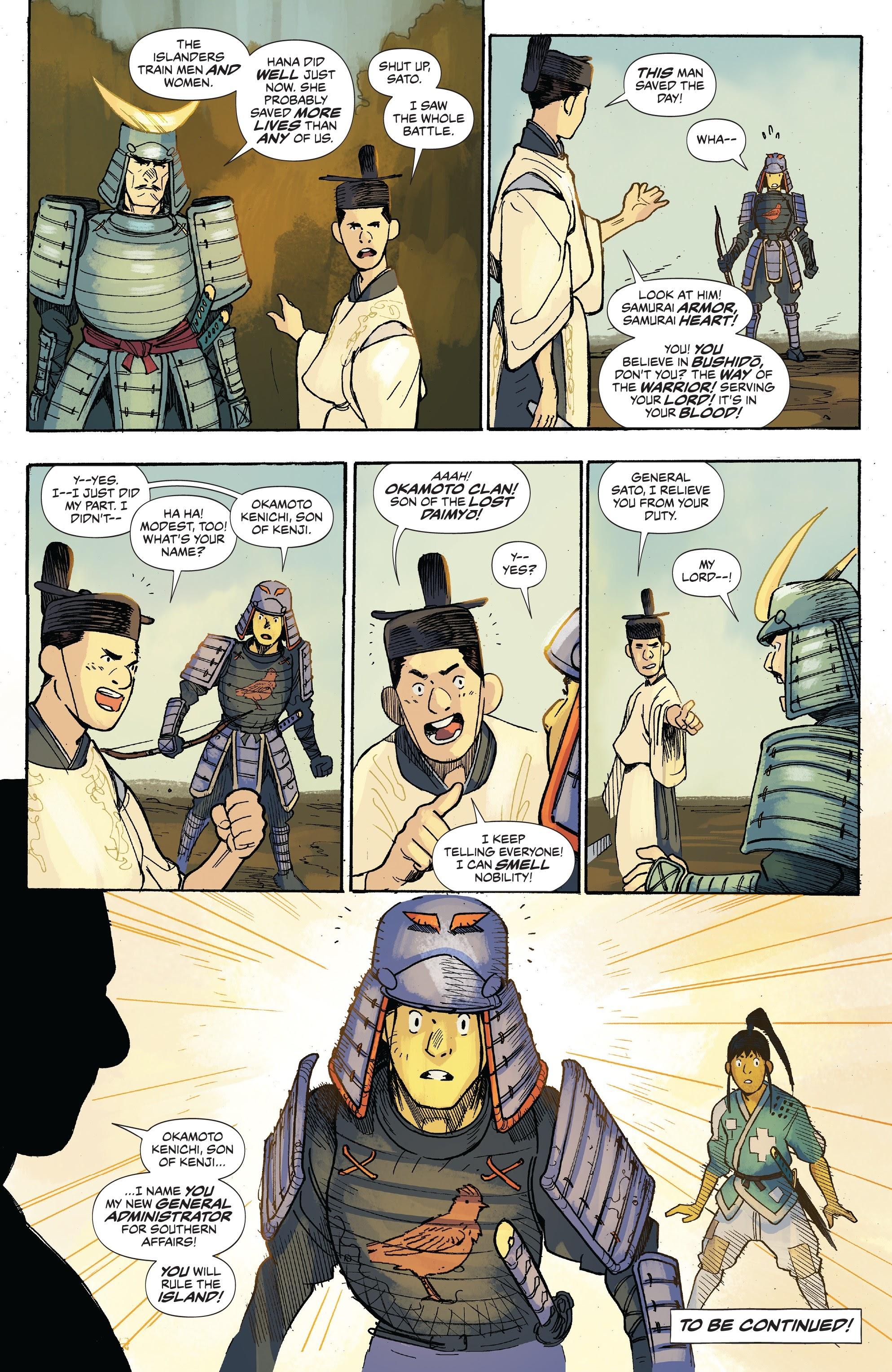 Read online Ronin Island comic -  Issue #3 - 24
