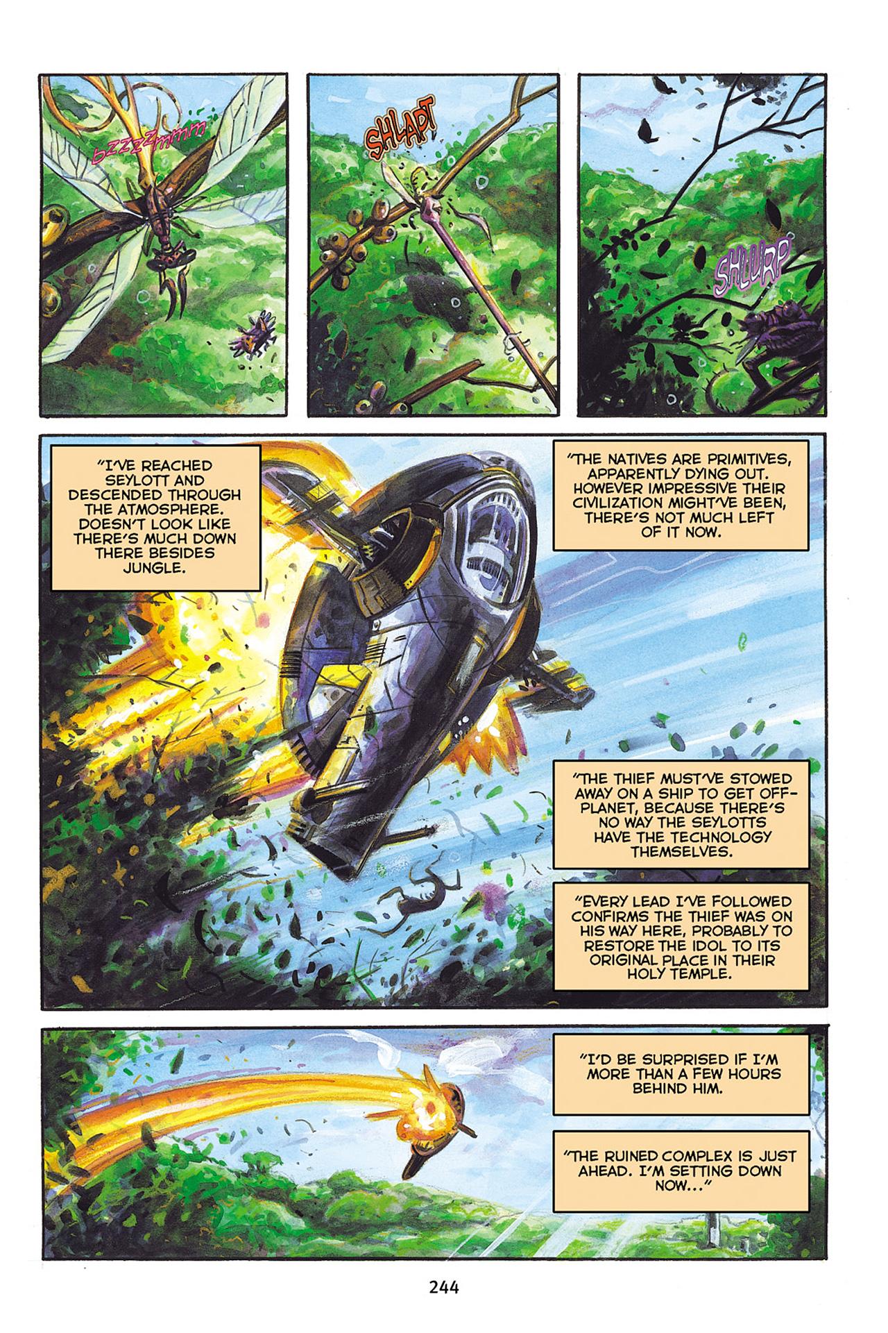 Read online Star Wars Omnibus comic -  Issue # Vol. 10 - 242