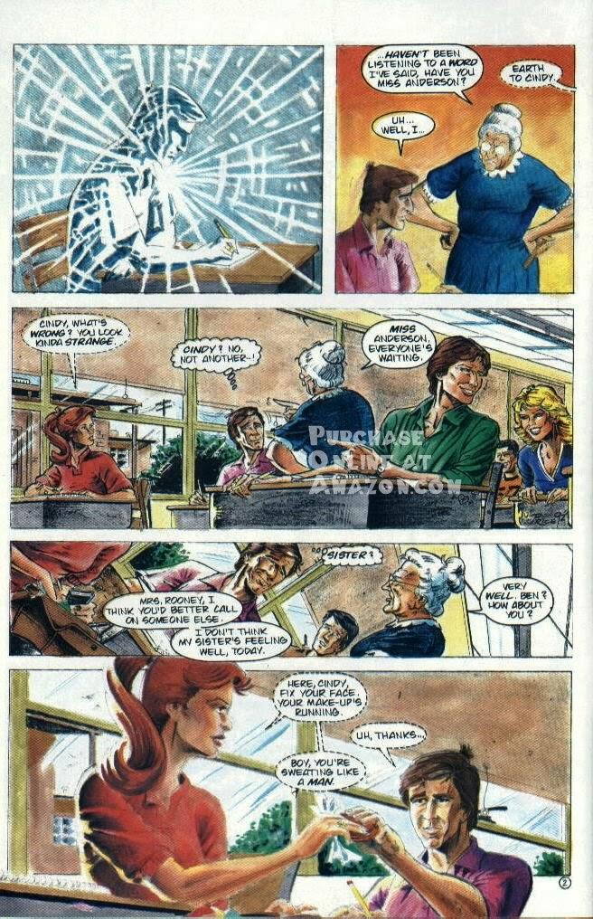 Read online Quantum Leap comic -  Issue #6 - 3