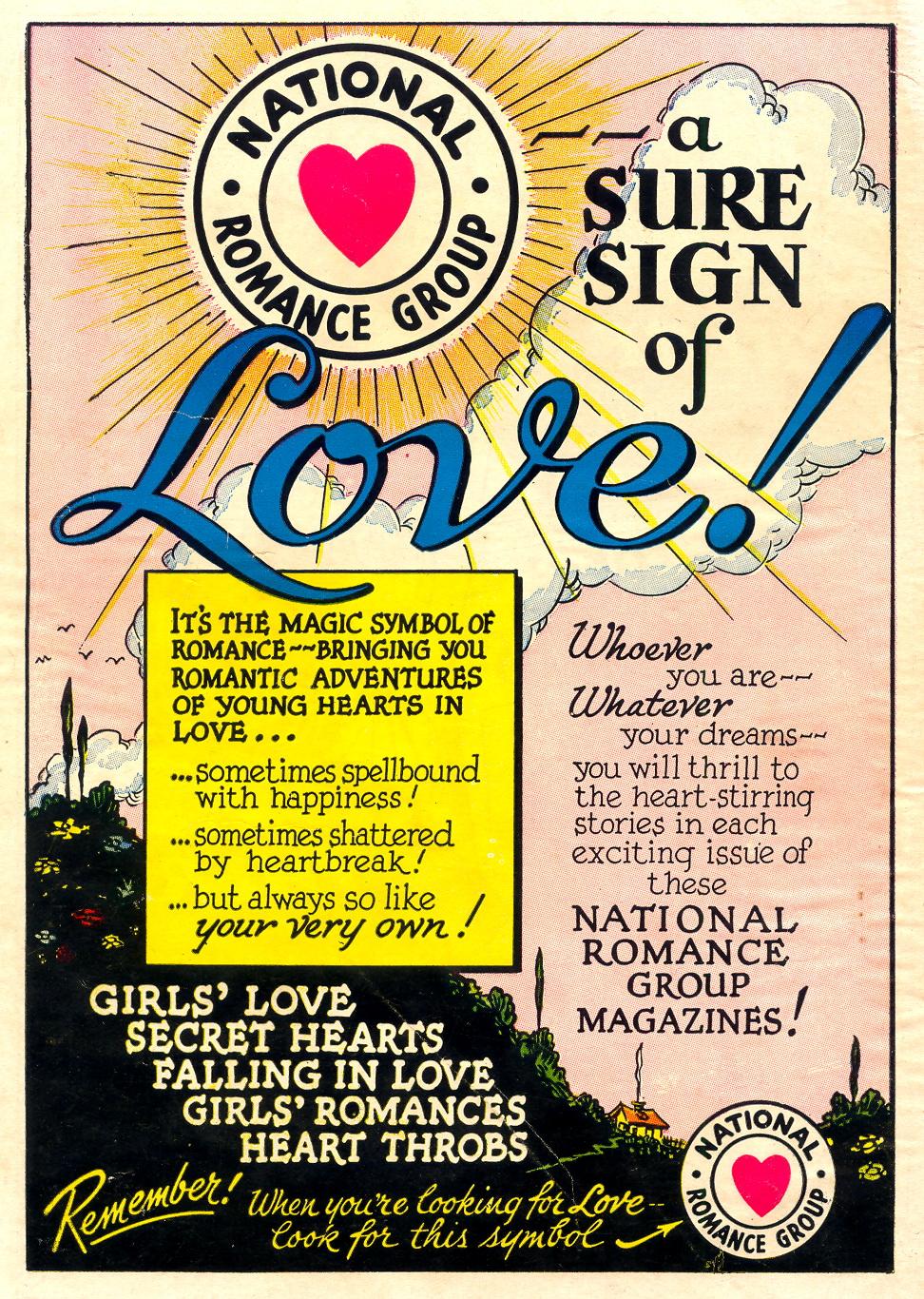 Read online Secret Hearts comic -  Issue #45 - 36