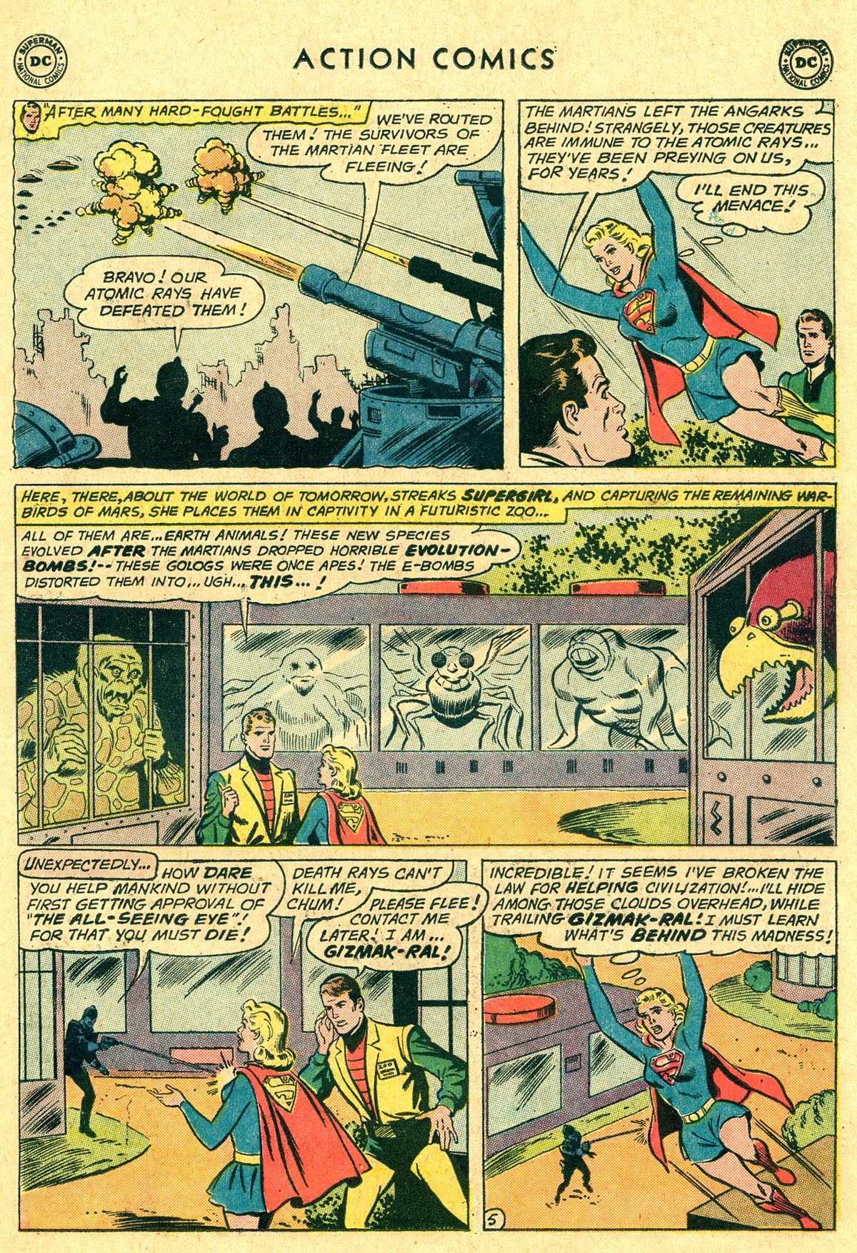 Action Comics (1938) 282 Page 22
