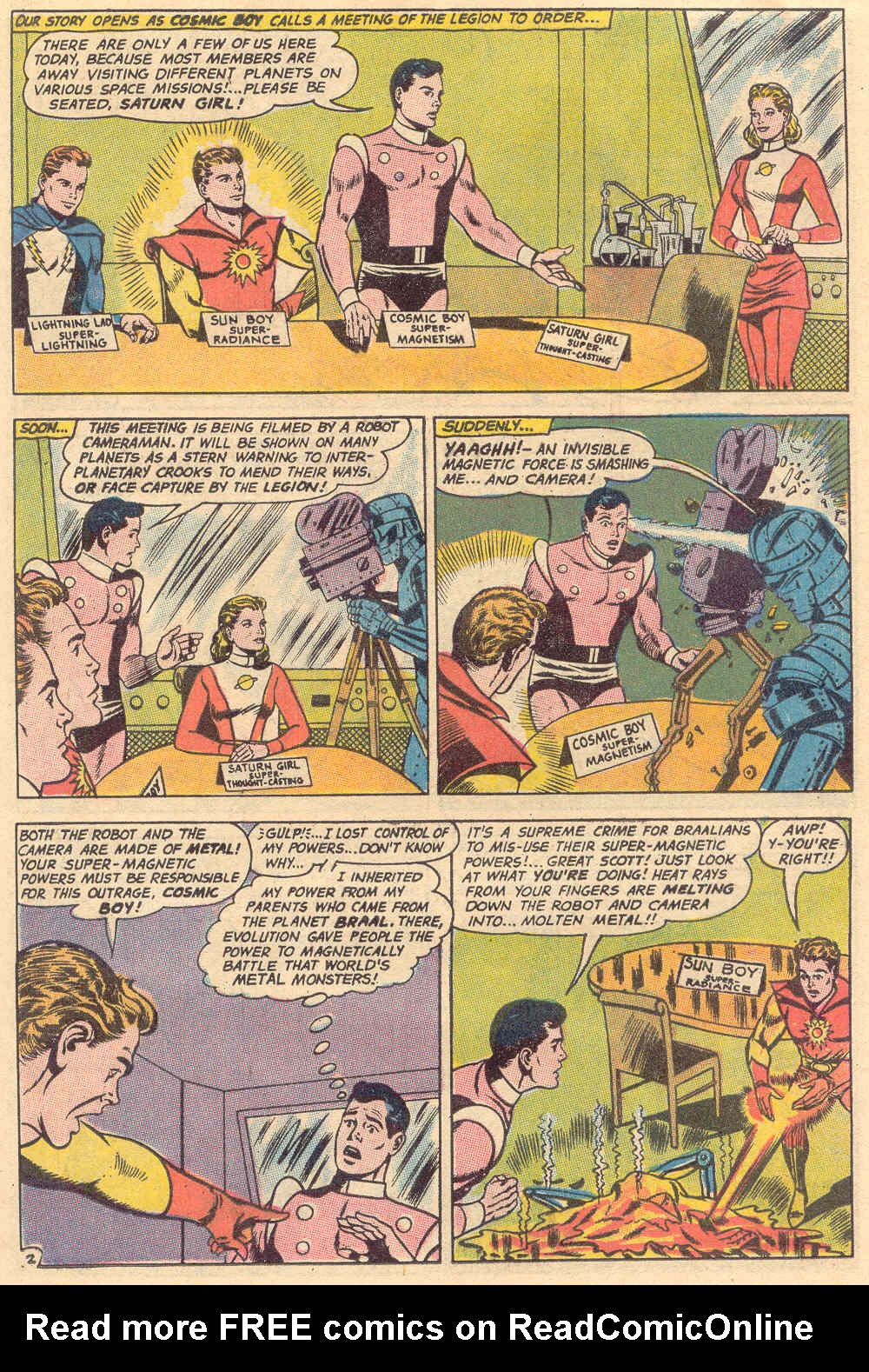Read online Action Comics (1938) comic -  Issue #377 - 19