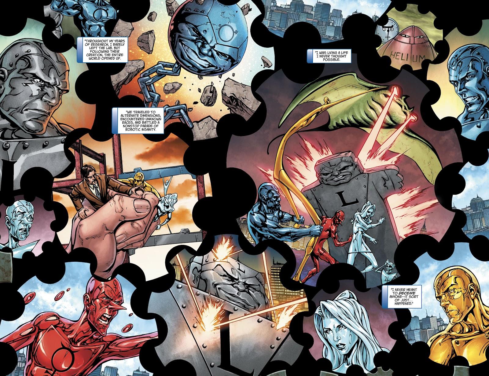 Read online Metal Men (2019) comic -  Issue #1 - 6