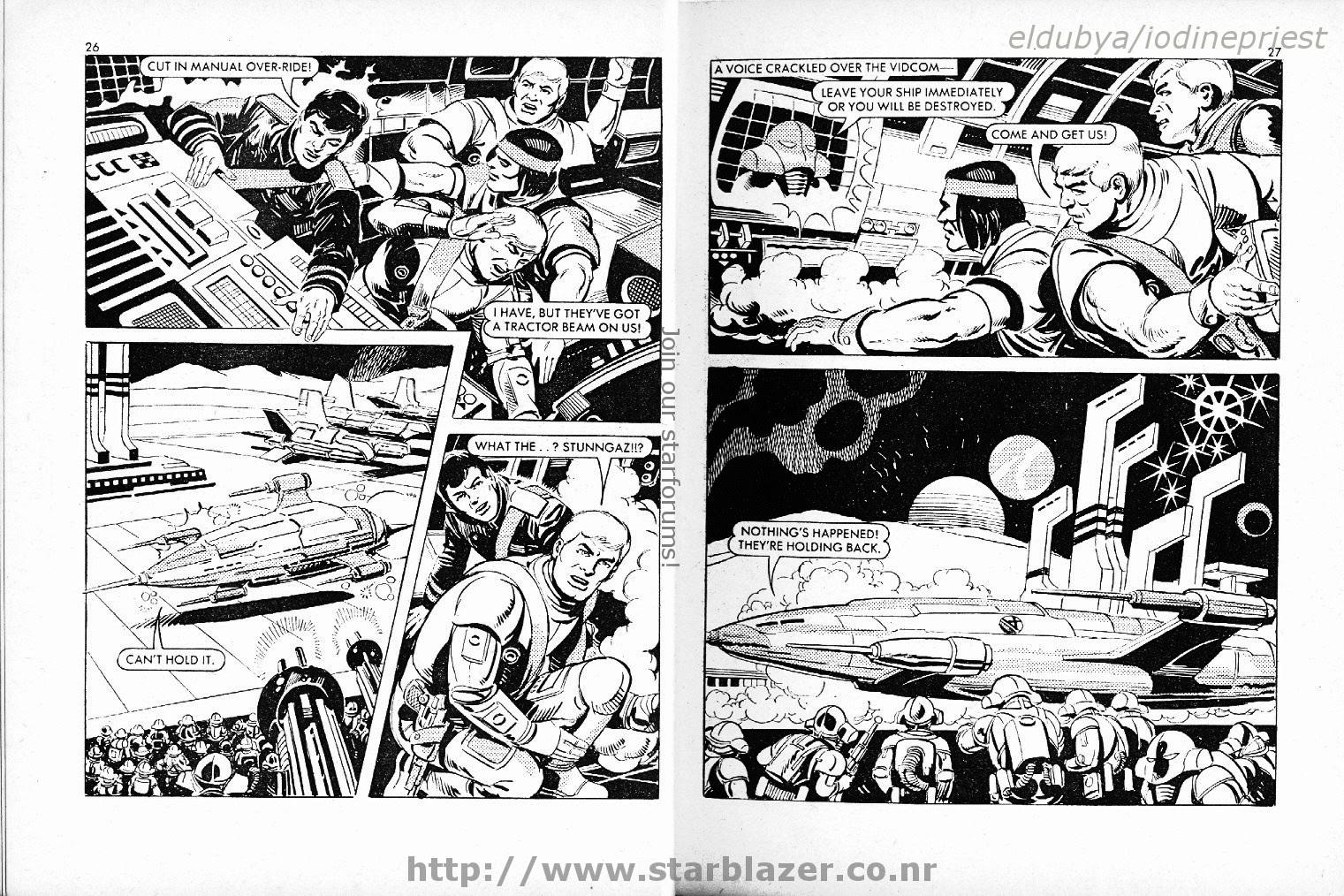 Starblazer issue 101 - Page 15