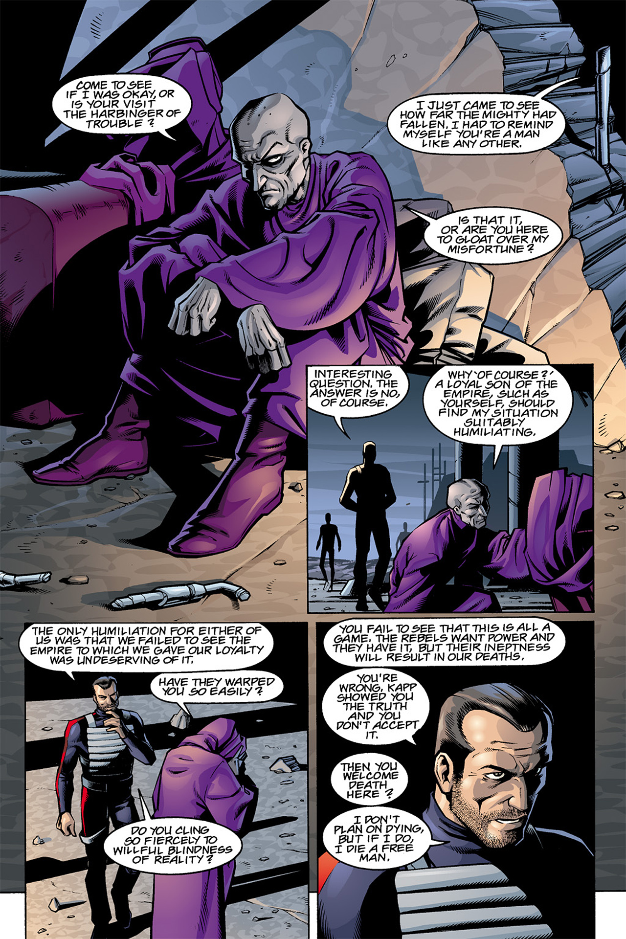Read online Star Wars Omnibus comic -  Issue # Vol. 3 - 320