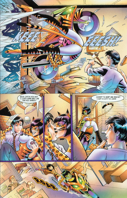 Read online 3 Little Kittens: Purrr-fect Weapons comic -  Issue #2 - 22