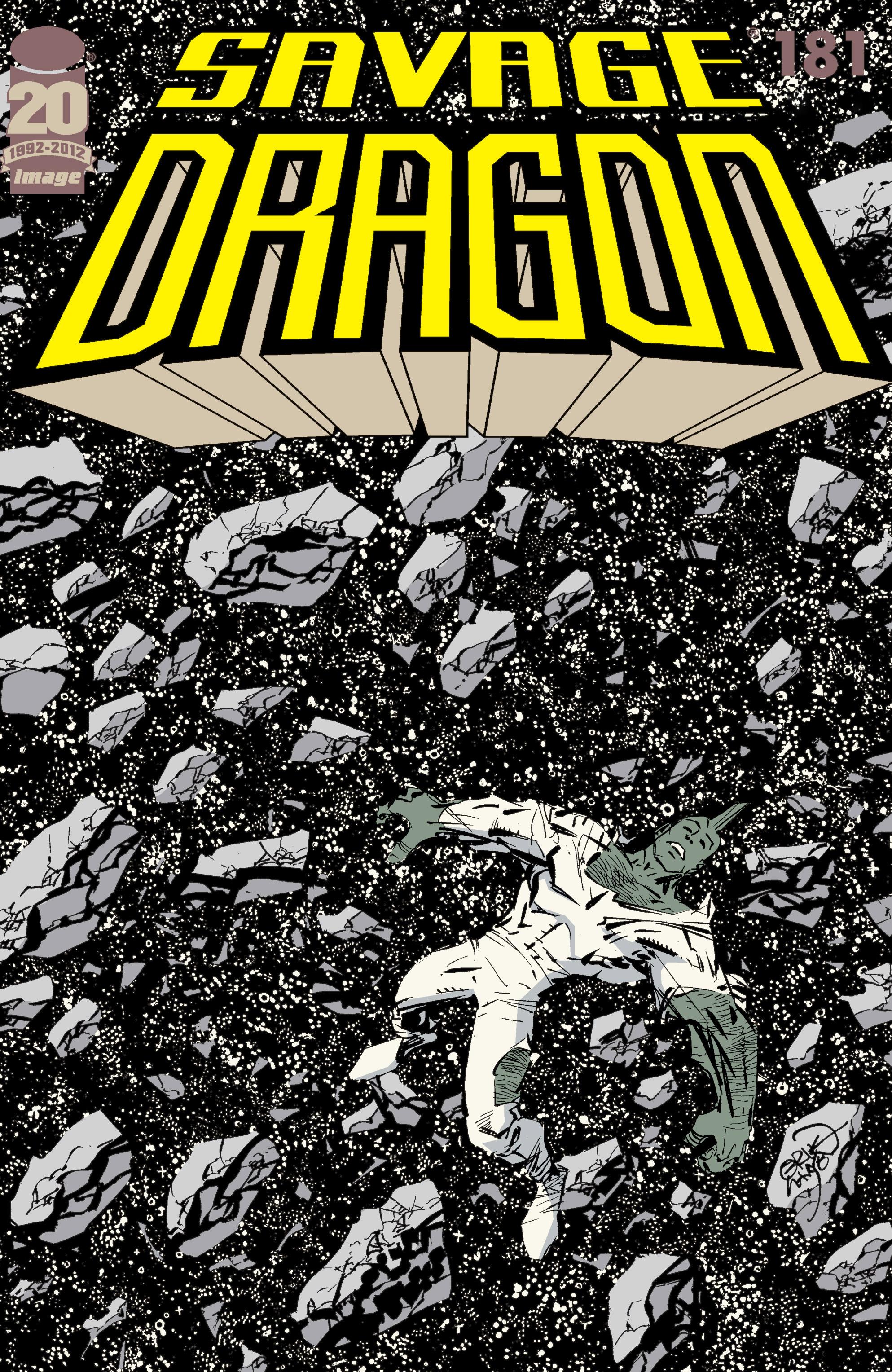 The Savage Dragon (1993) 181 Page 1