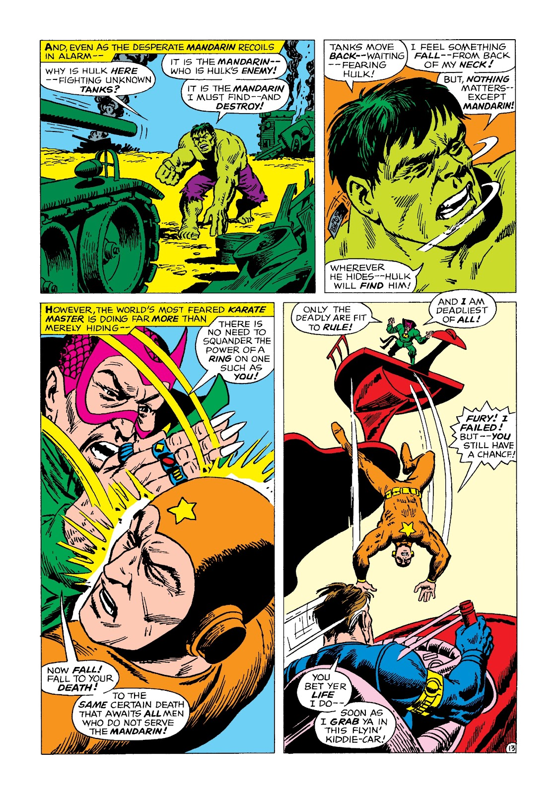 Read online Marvel Masterworks: The Incredible Hulk comic -  Issue # TPB 4 (Part 2) - 25