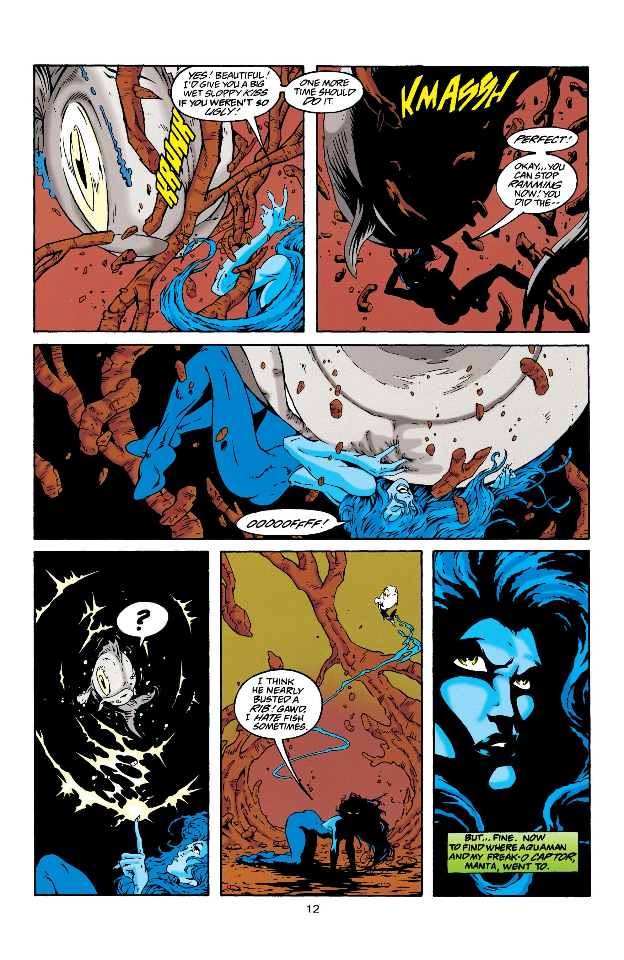 Read online Aquaman (1994) comic -  Issue #30 - 12