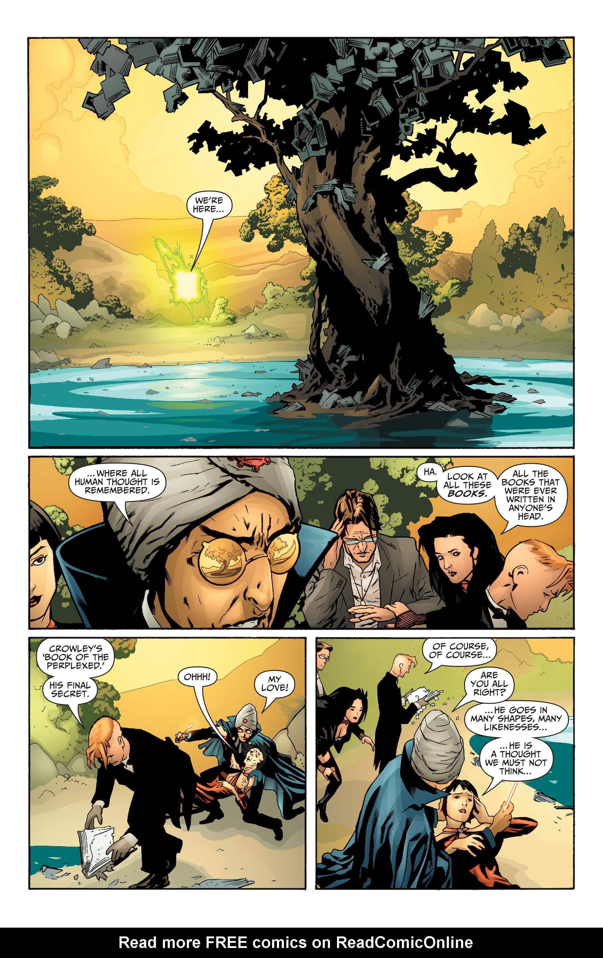 Read online Seven Soldiers: Zatanna comic -  Issue #1 - 13