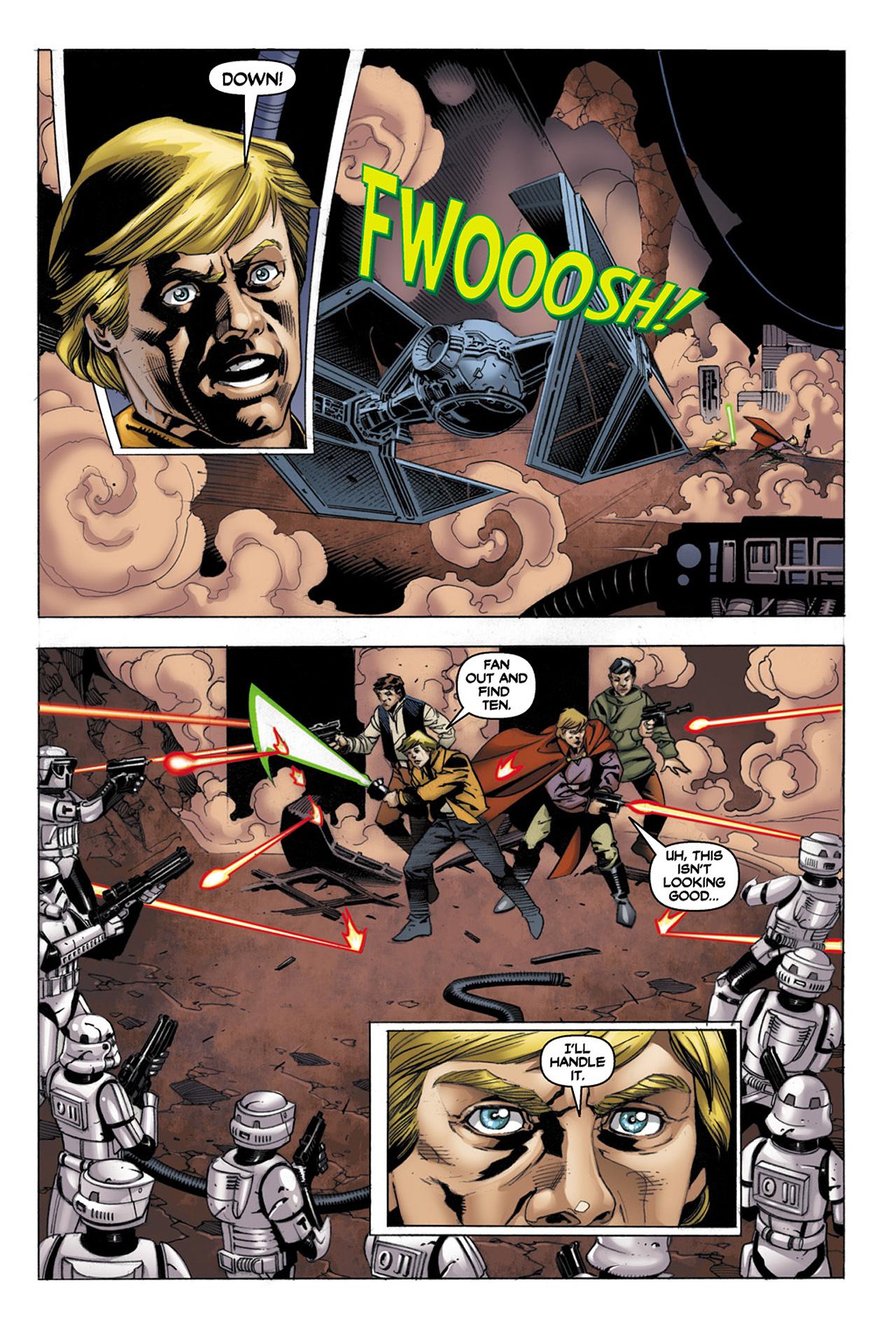Read online Star Wars Omnibus comic -  Issue # Vol. 1 - 61