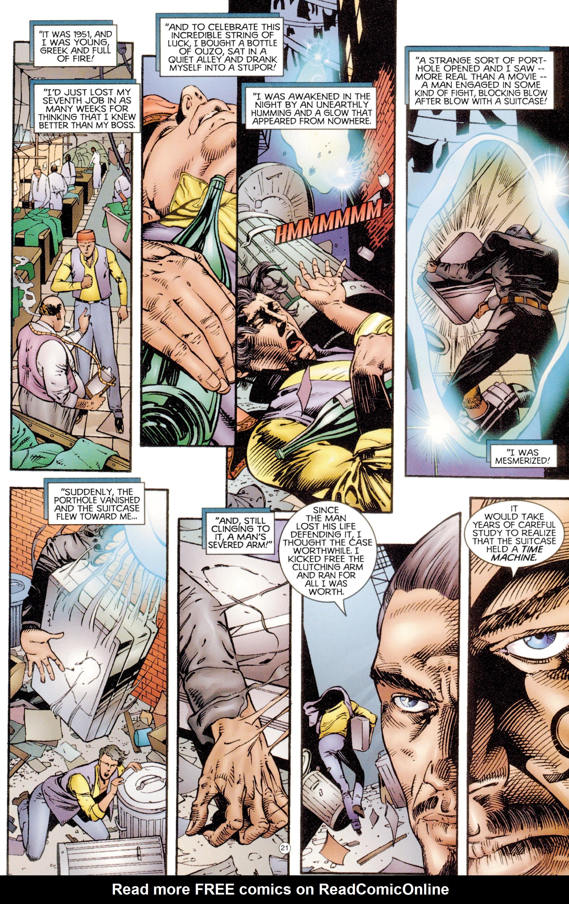 Read online Eternal Warriors comic -  Issue # Issue Digital Alchemy - 19