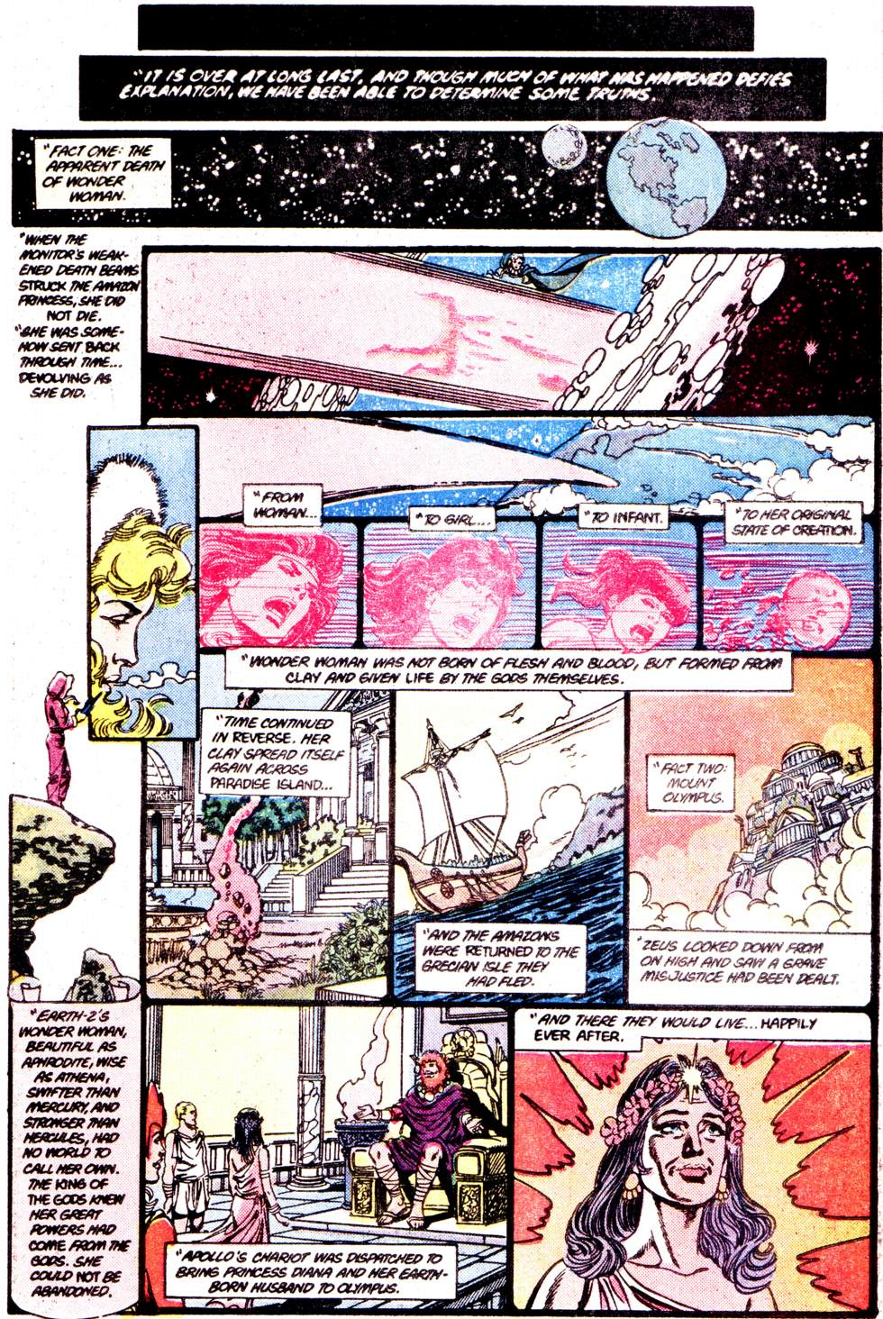 Crisis on Infinite Earths (1985) 12 Page 38