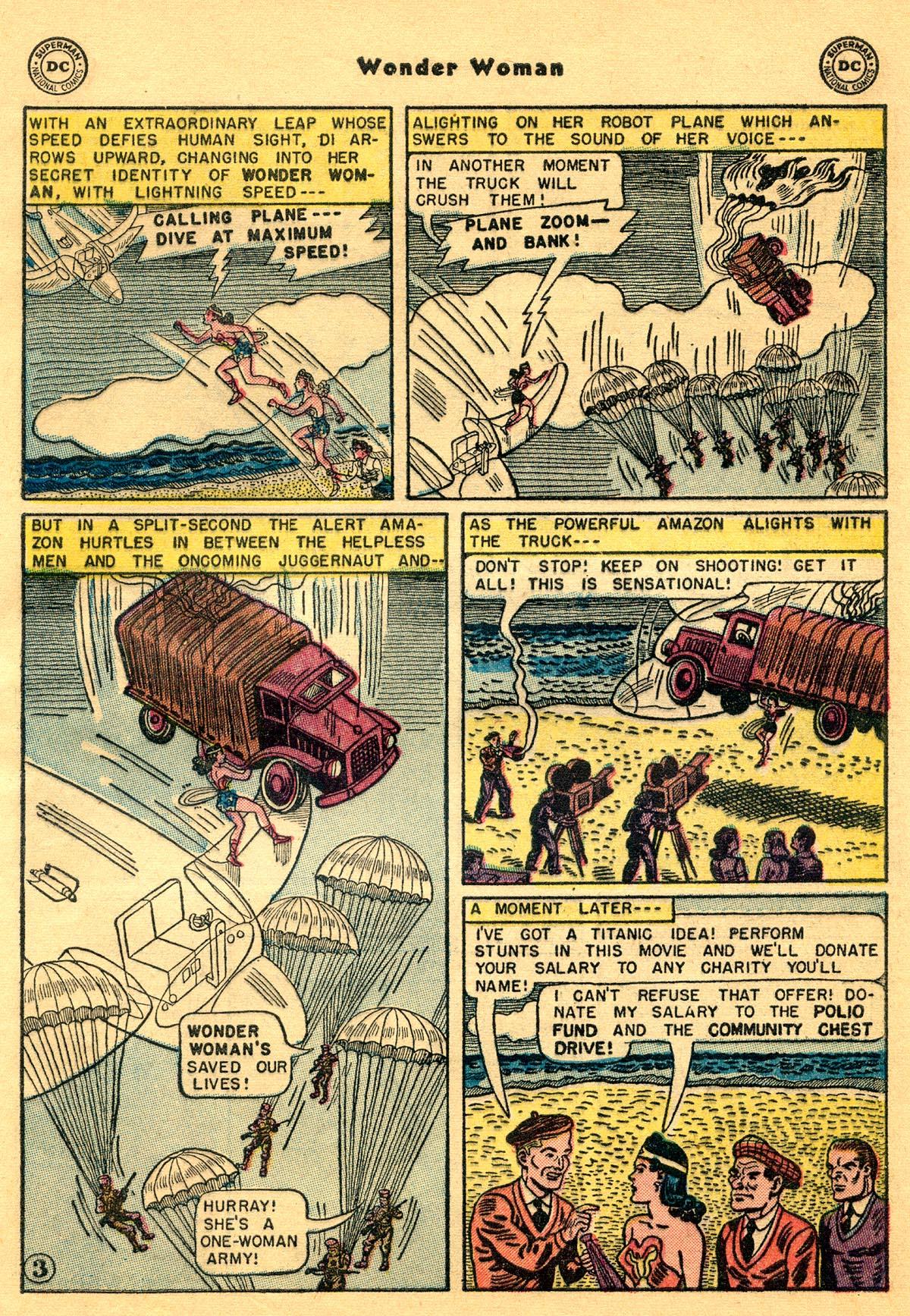 Read online Wonder Woman (1942) comic -  Issue #68 - 29
