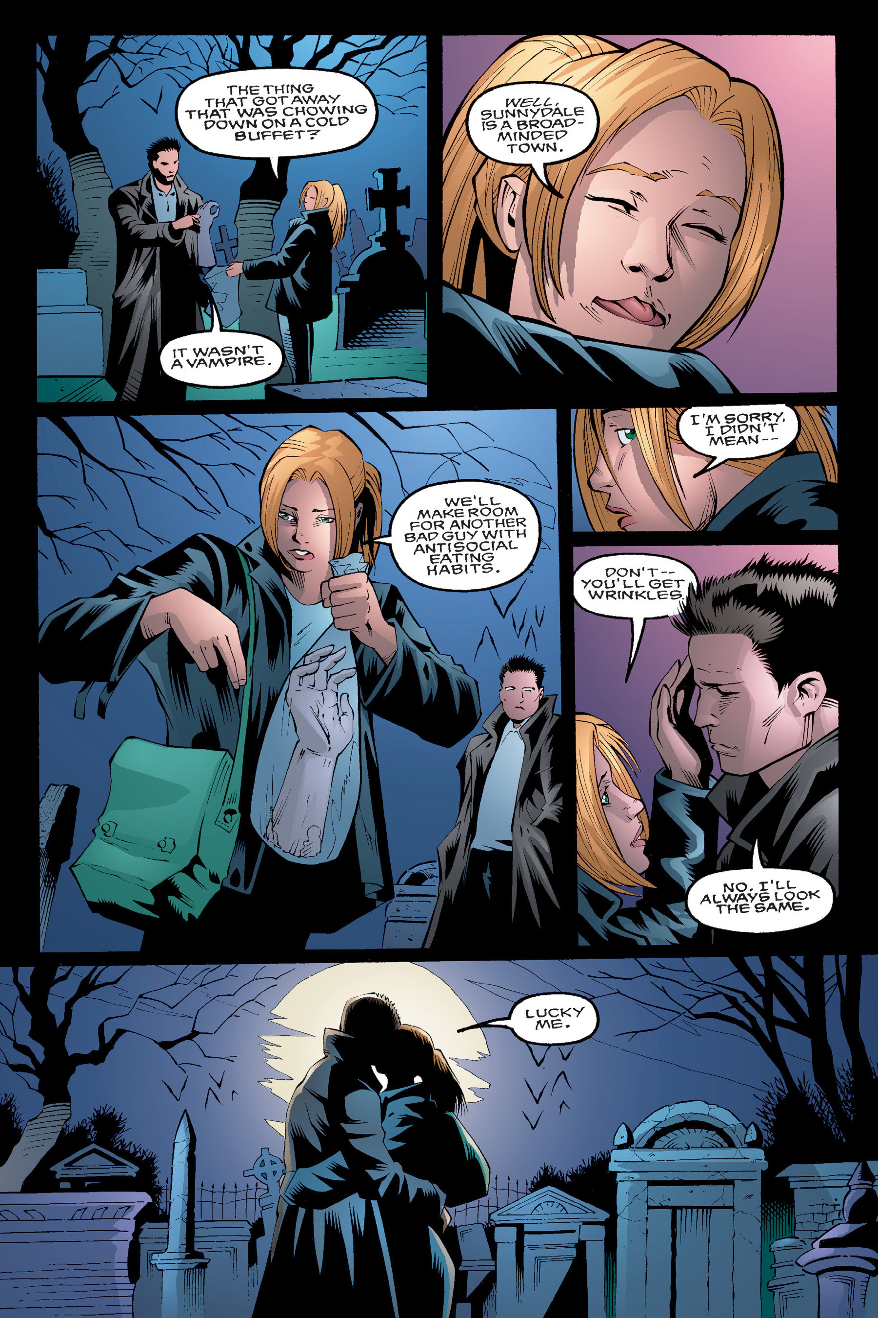 Read online Buffy the Vampire Slayer: Omnibus comic -  Issue # TPB 4 - 13