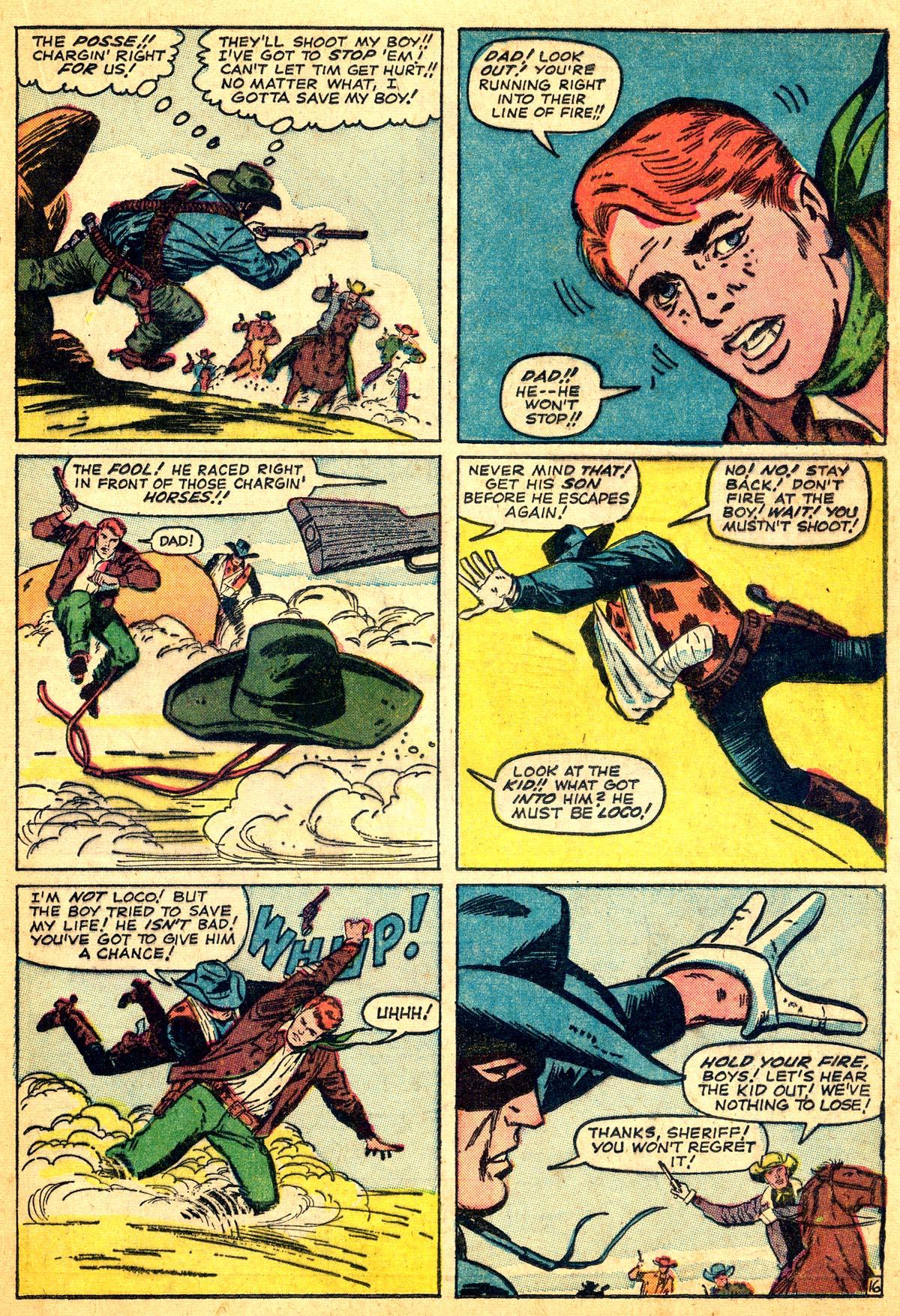 Read online Two-Gun Kid comic -  Issue #74 - 21
