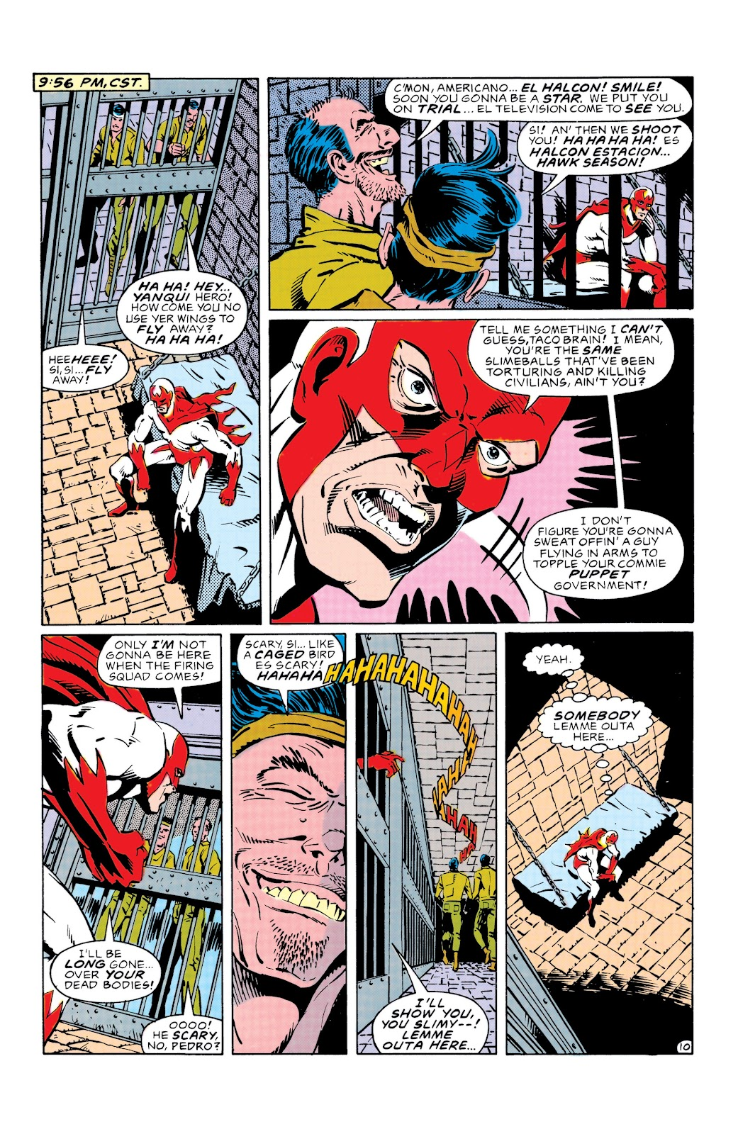 Doom Patrol and Suicide Squad Special issue Special 1 - Page 11