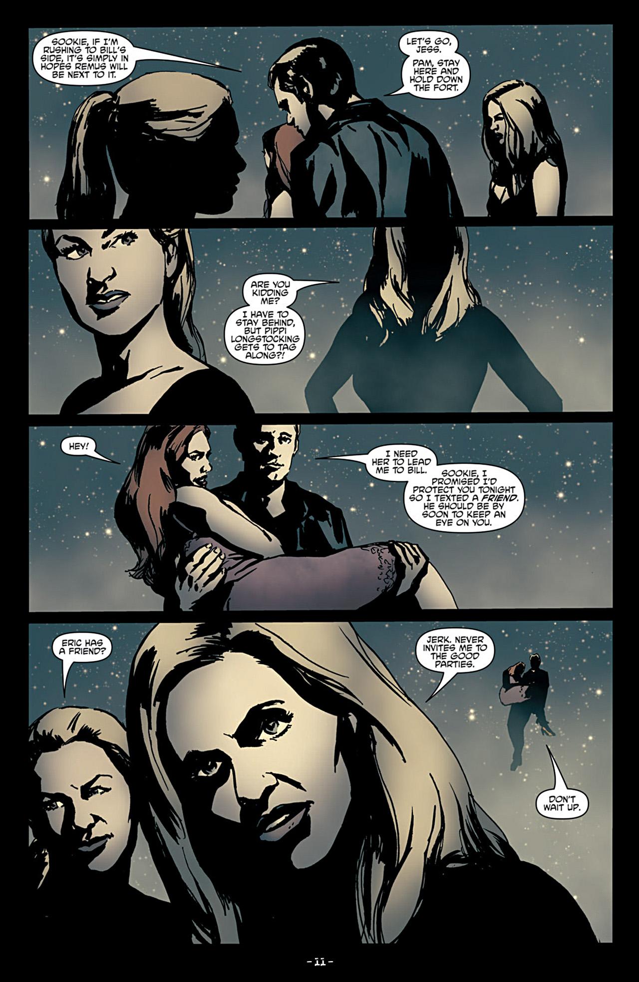 Read online True Blood (2012) comic -  Issue #3 - 13