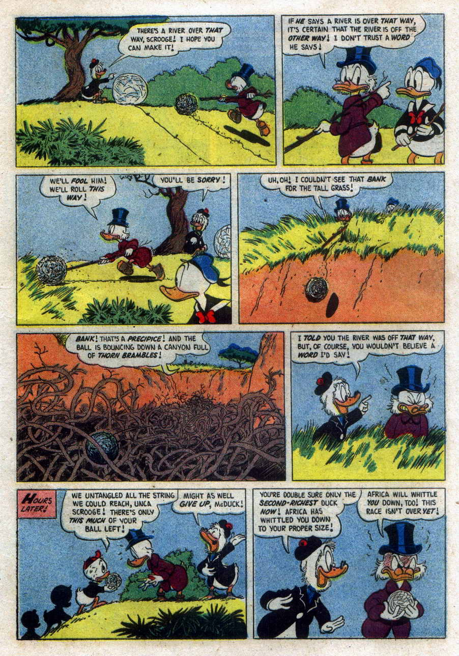 Read online Uncle Scrooge (1953) comic -  Issue #15 - 17