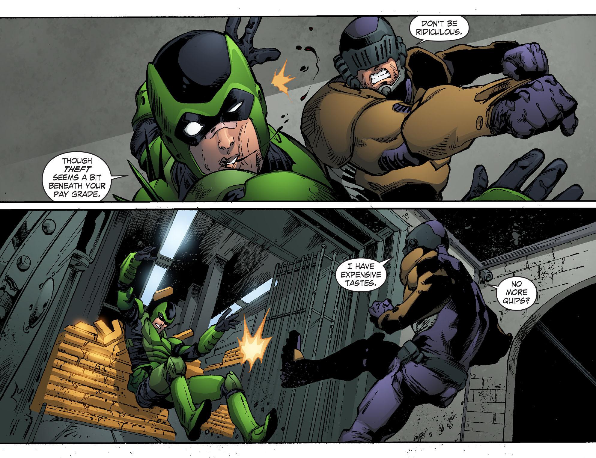 Read online Smallville: Lantern [I] comic -  Issue #11 - 6