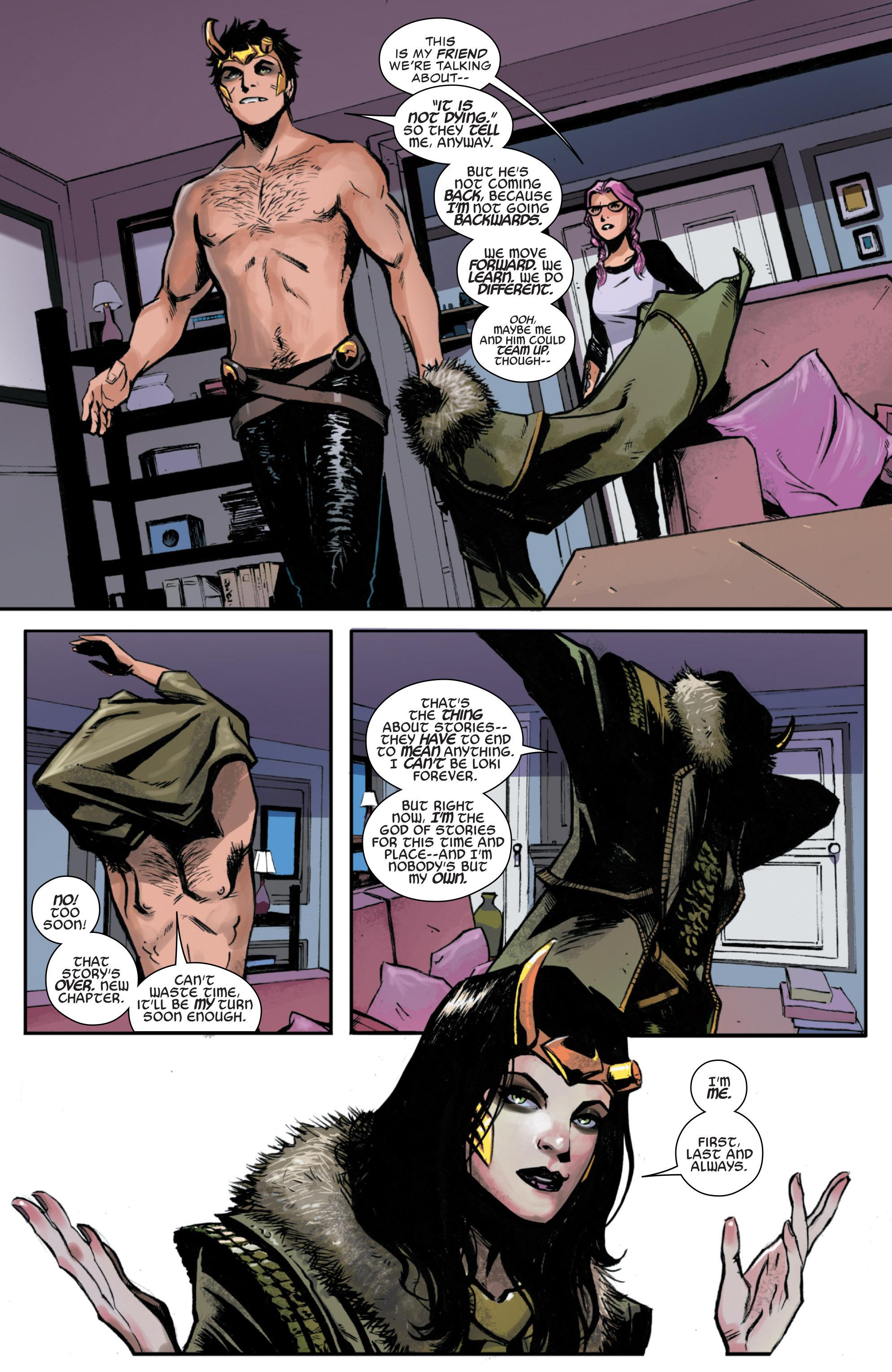 Read online Secret Wars: Last Days of the Marvel Universe comic -  Issue # TPB (Part 1) - 56