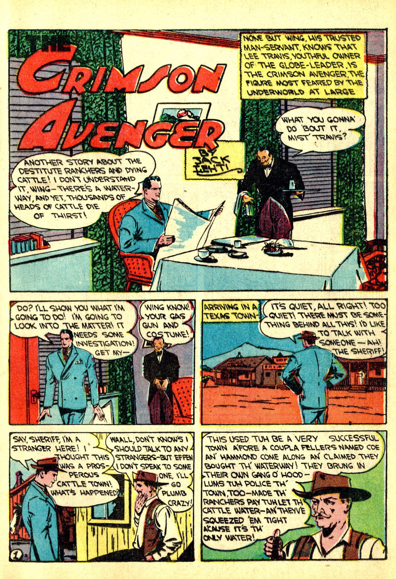 Read online Detective Comics (1937) comic -  Issue #50 - 25
