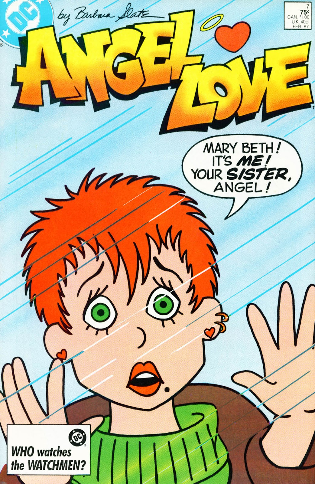 Angel Love 7 Page 1