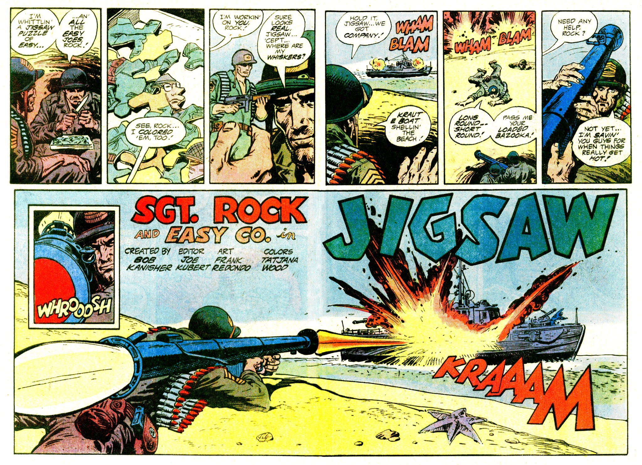 Read online Sgt. Rock comic -  Issue #365 - 4