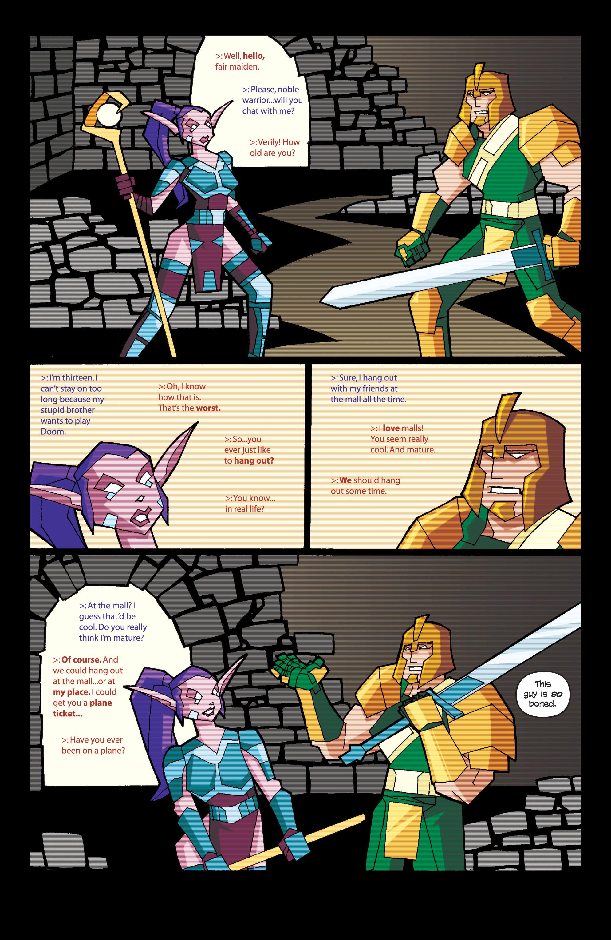 Read online Killer Of Demons comic -  Issue #1 - 20