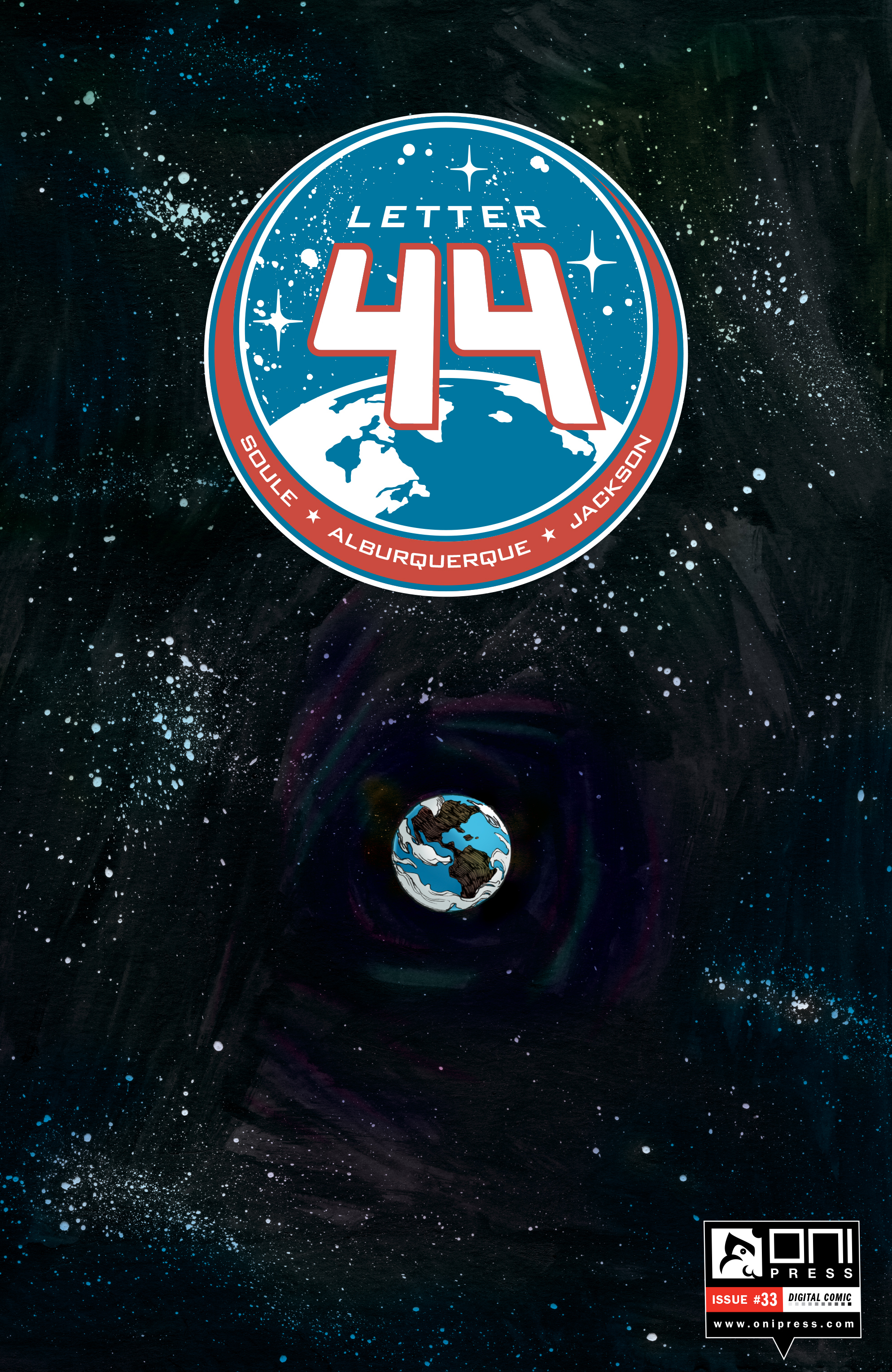 Read online Letter 44 comic -  Issue #33 - 1
