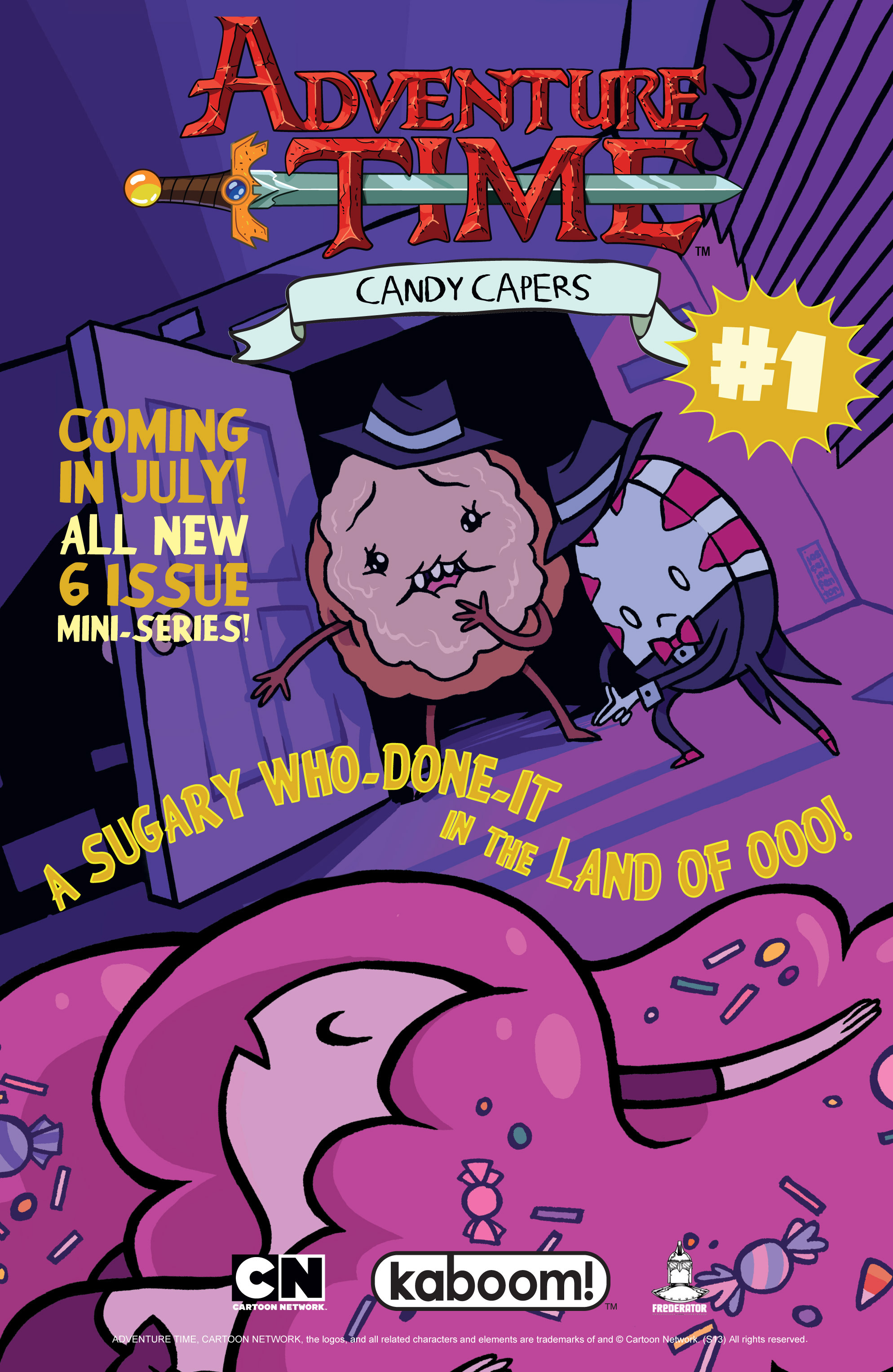 Read online Adventure Time comic -  Issue #Adventure Time _Annual 1 - 37