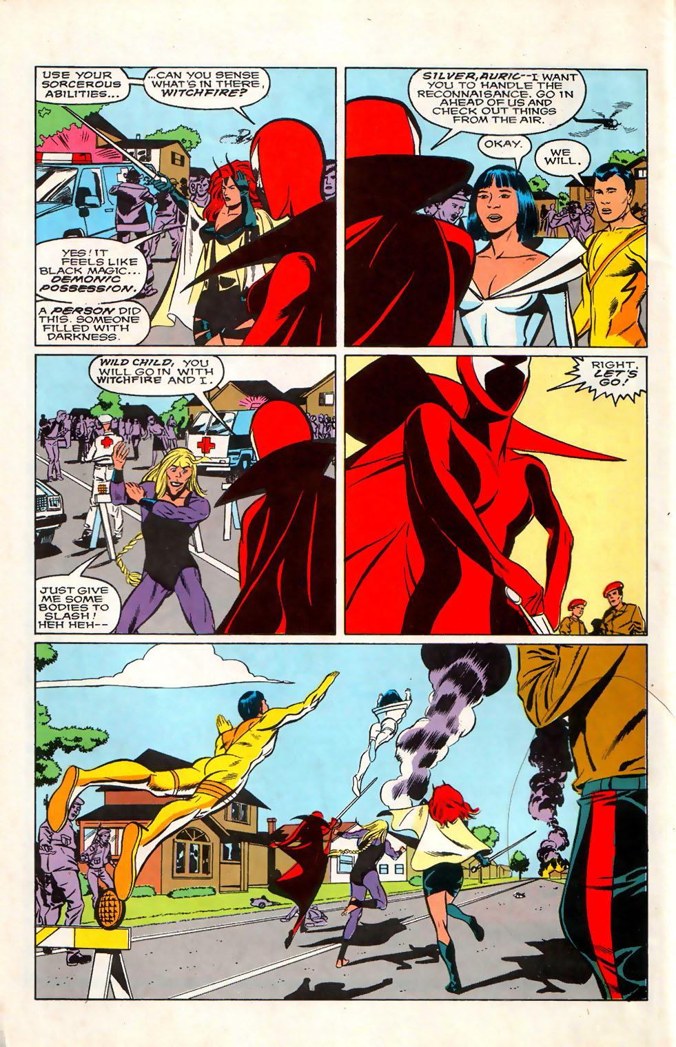 Read online Alpha Flight (1983) comic -  Issue #76 - 6
