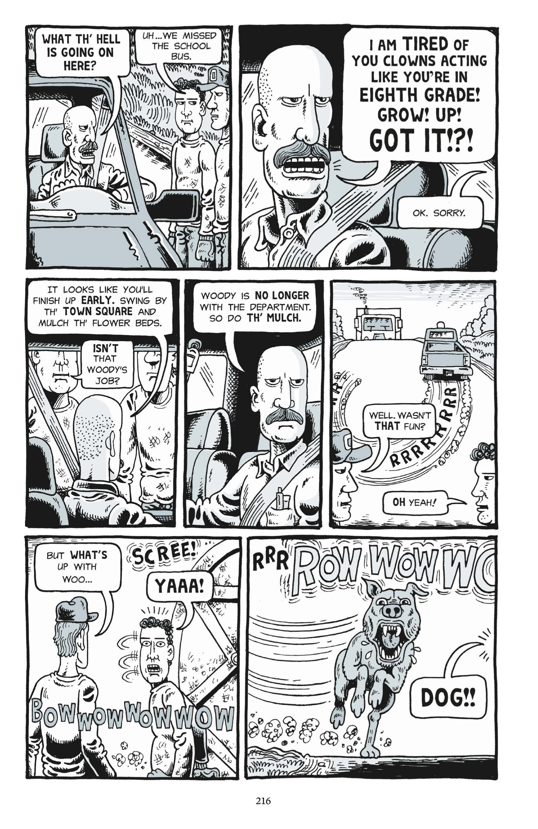 Read online Trashed comic -  Issue # Full - 208