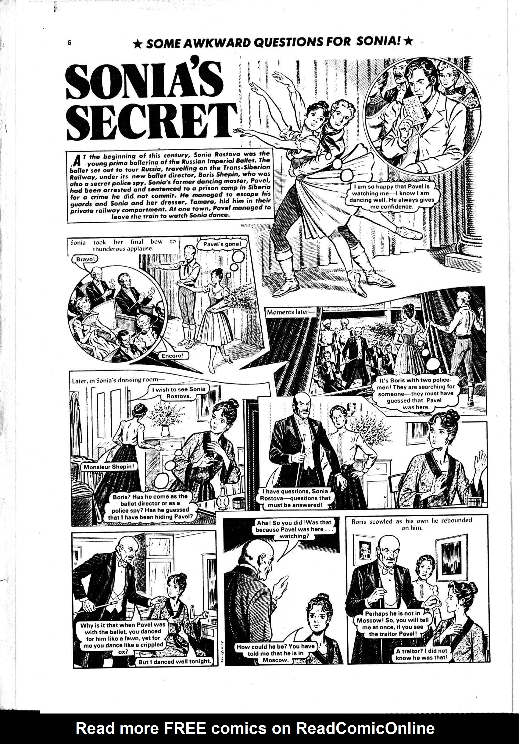 Read online Judy comic -  Issue #985 - 6