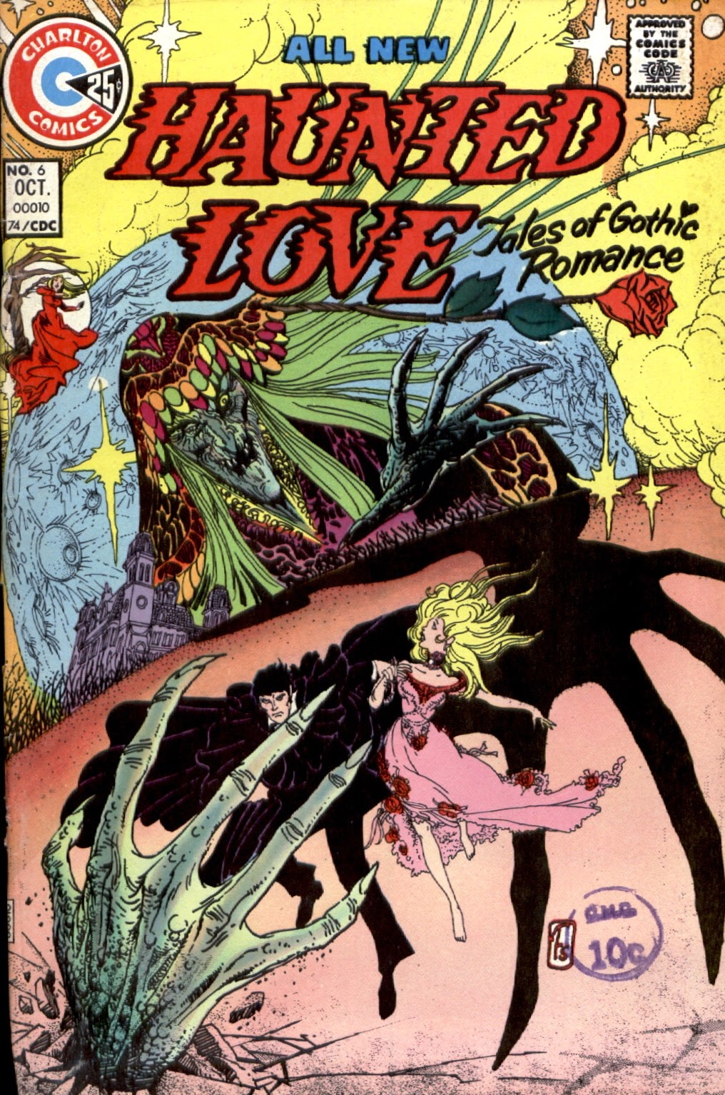 Haunted Love (1973) issue 6 - Page 1