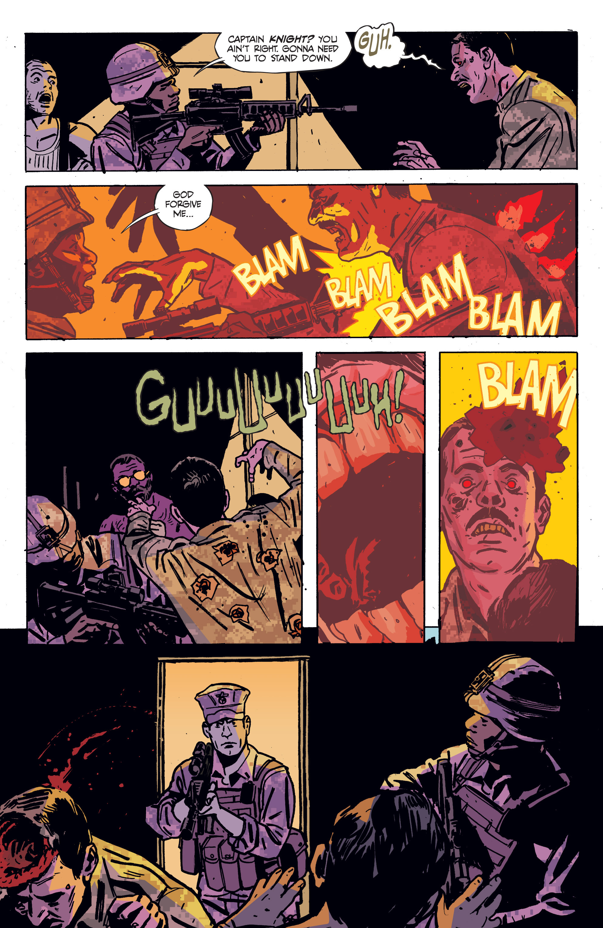 Read online Graveyard of Empires comic -  Issue # TPB - 59