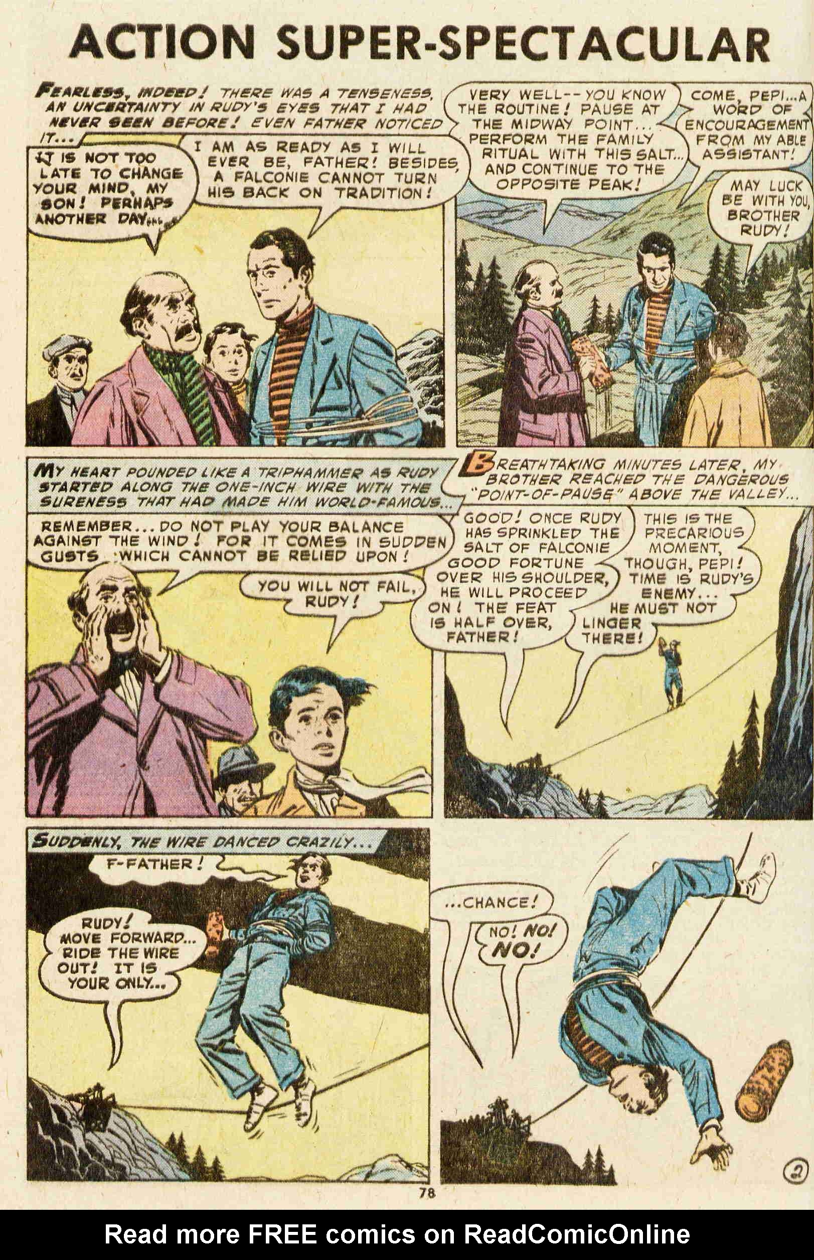 Read online Action Comics (1938) comic -  Issue #437 - 66