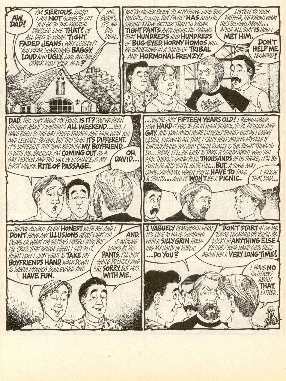 Gay Comix (Gay Comics) issue _Special_1 - Page 36