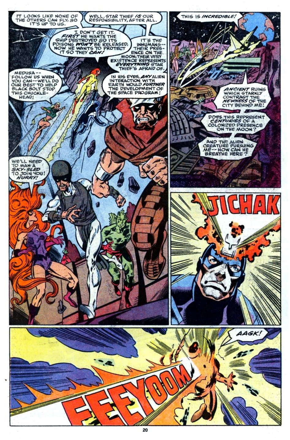 The New Warriors Issue #6 #10 - English 15