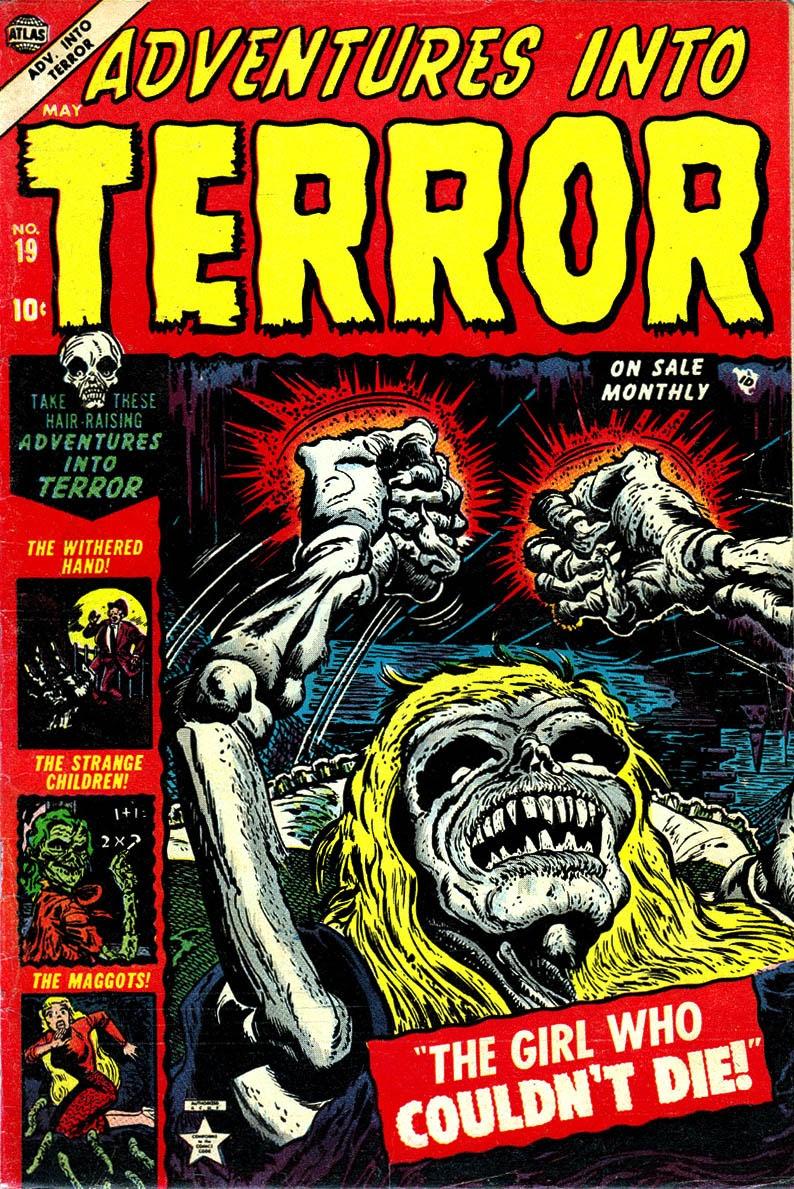 Adventures into Terror 19 Page 1