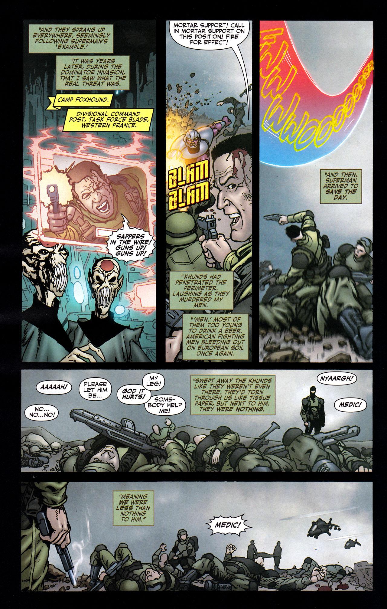 Read online Adventure Comics (2009) comic -  Issue #8 - 26