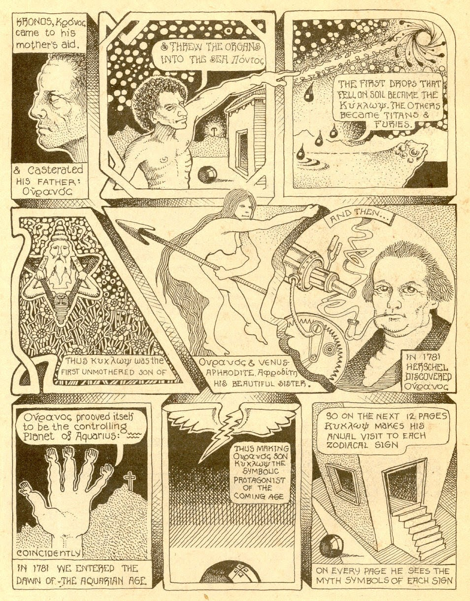 Kuklōps Comics issue Full - Page 4