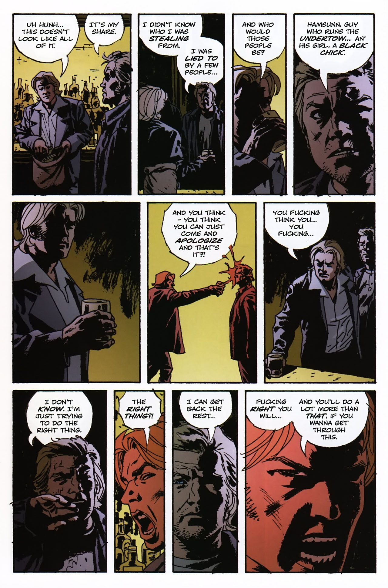 Read online Criminal (2008) comic -  Issue #2 - 25