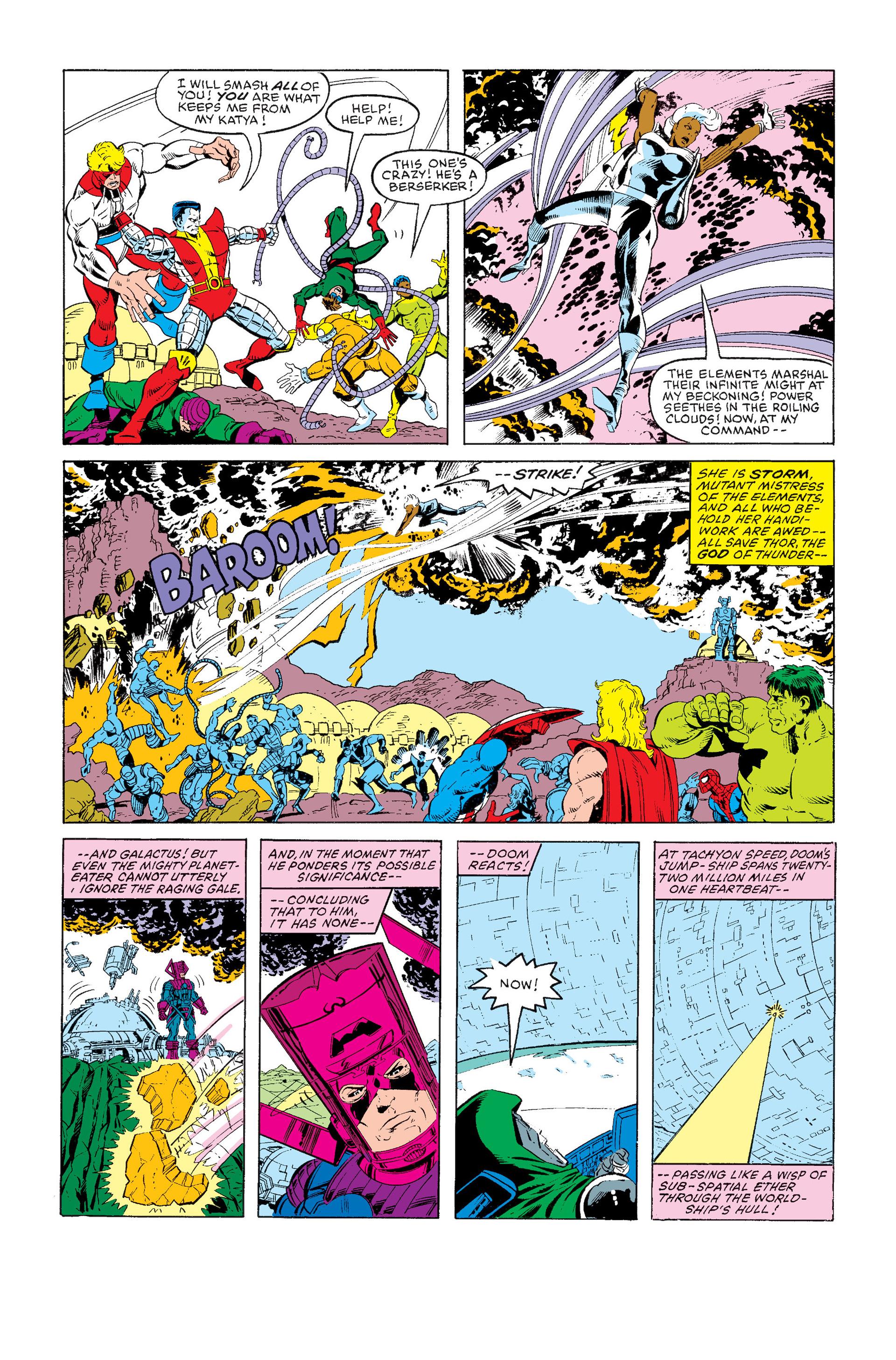 Read online Secret Wars (1985) comic -  Issue #5 - 21