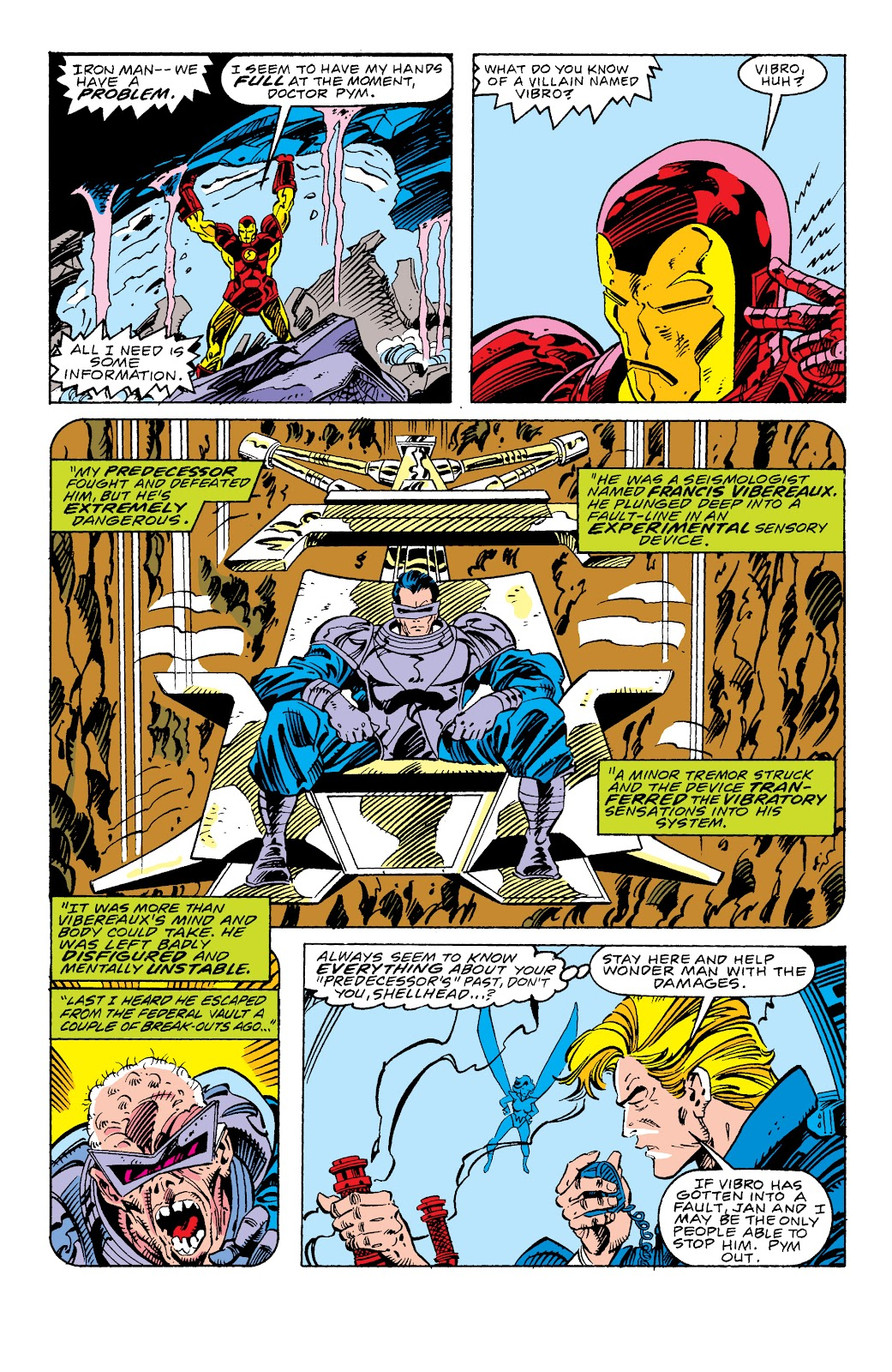 Avengers West Coast (1989) issue 58 - Page 15