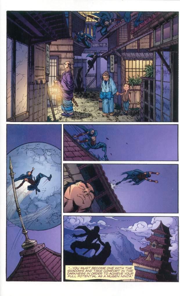 Read online Ninja Boy comic -  Issue #1 - 30