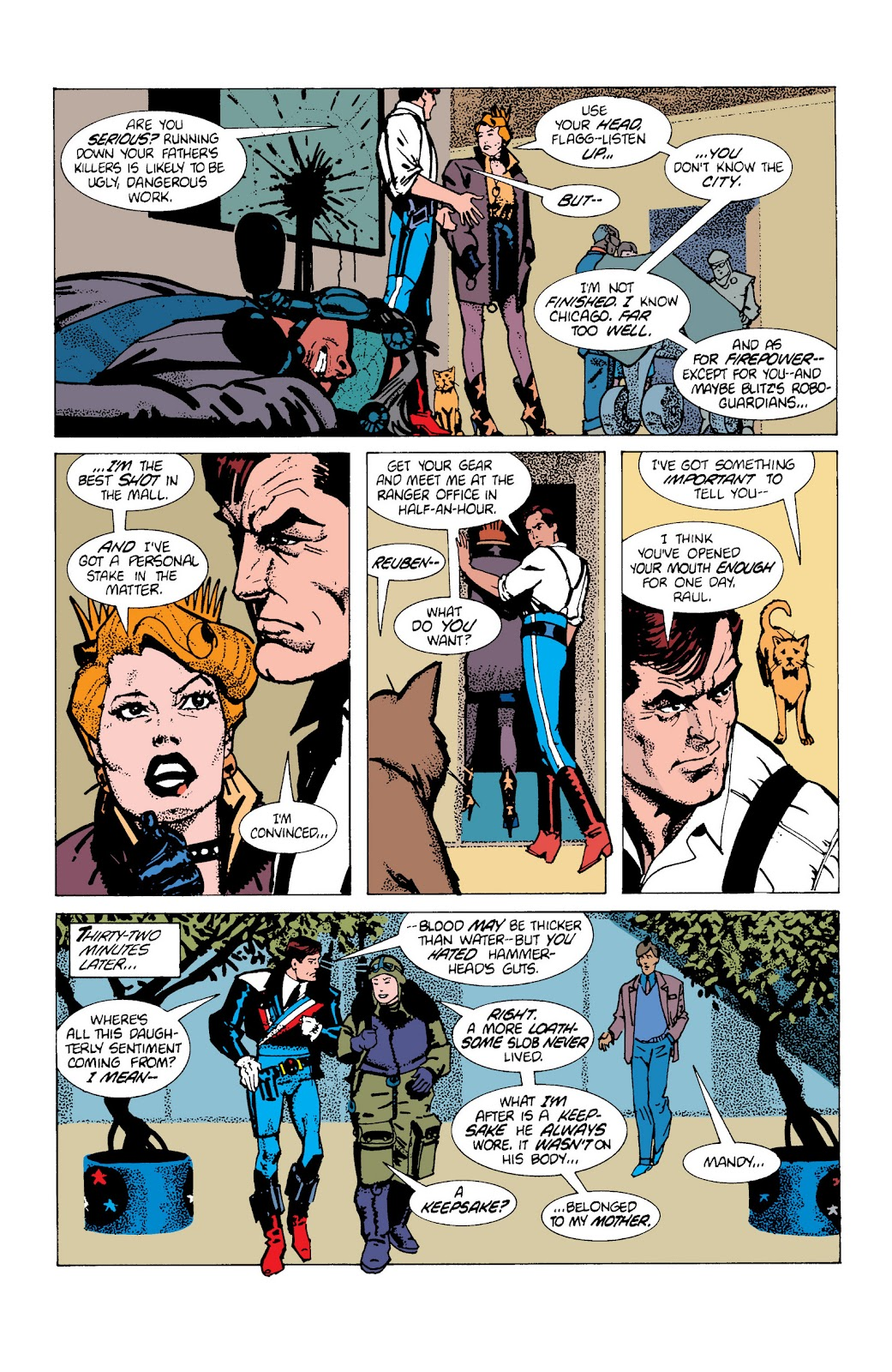 American Flagg! issue Definitive Collection (Part 1) - Page 86