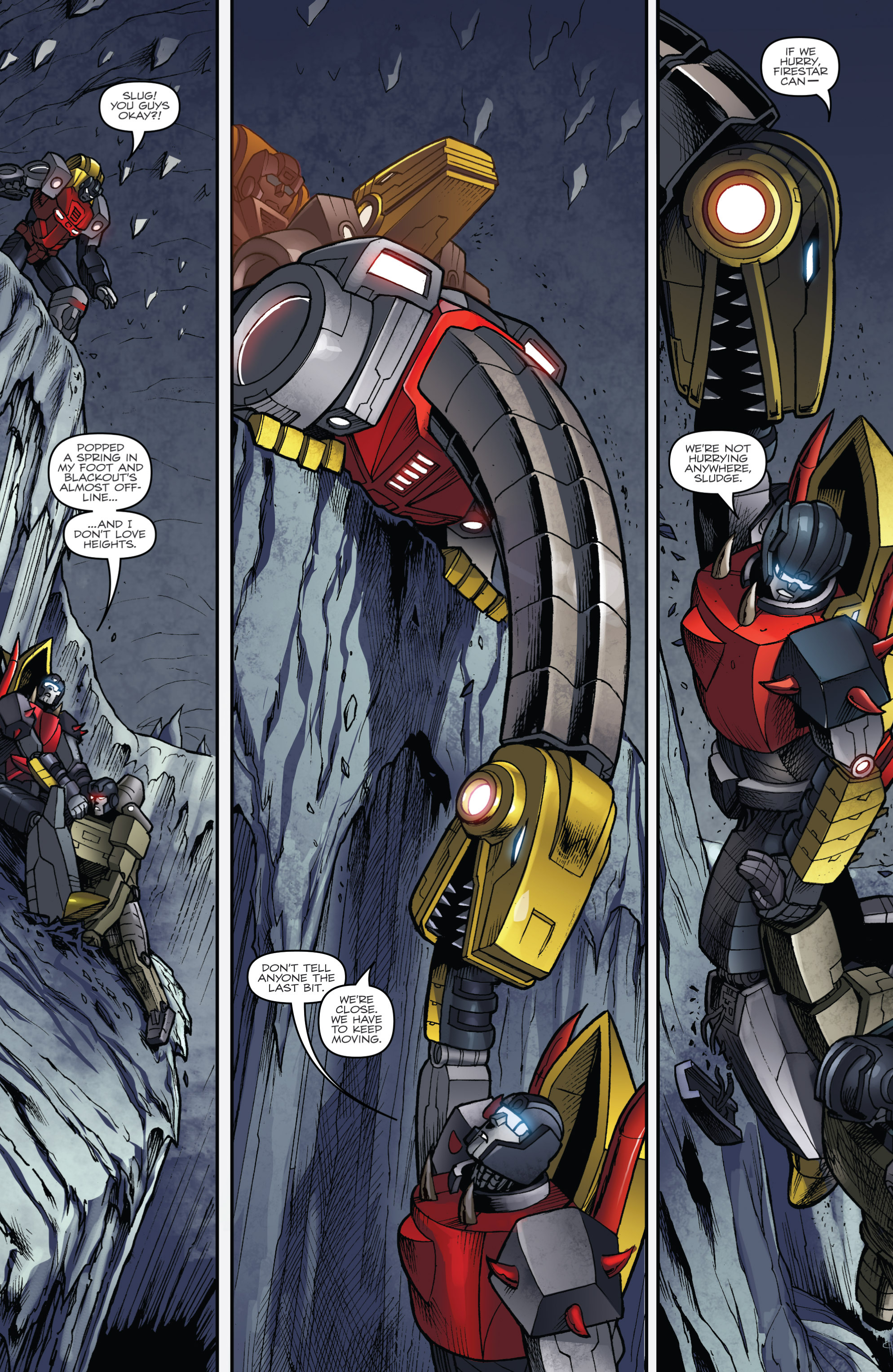 Read online Transformers Prime: Beast Hunters comic -  Issue #6 - 19