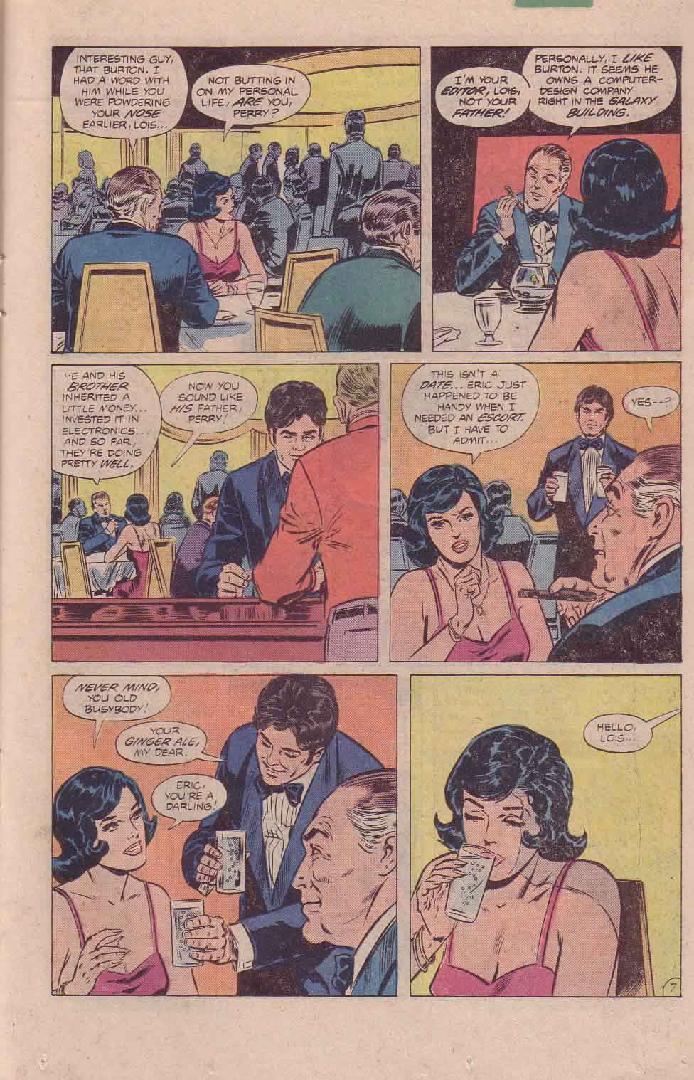 Read online Action Comics (1938) comic -  Issue #520 - 8