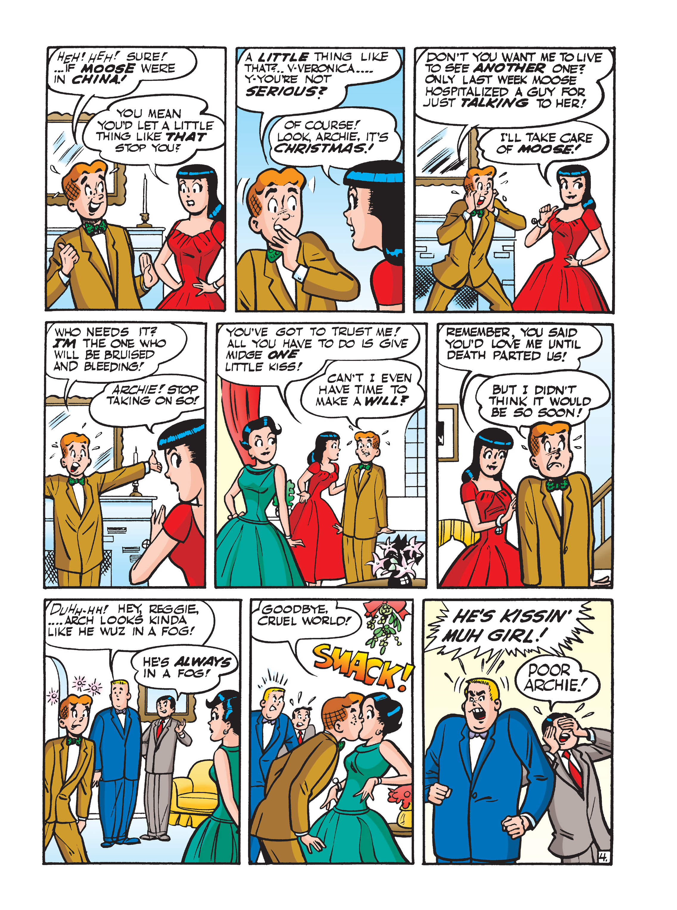 Read online Archie Comics Super Special comic -  Issue #7 - 6